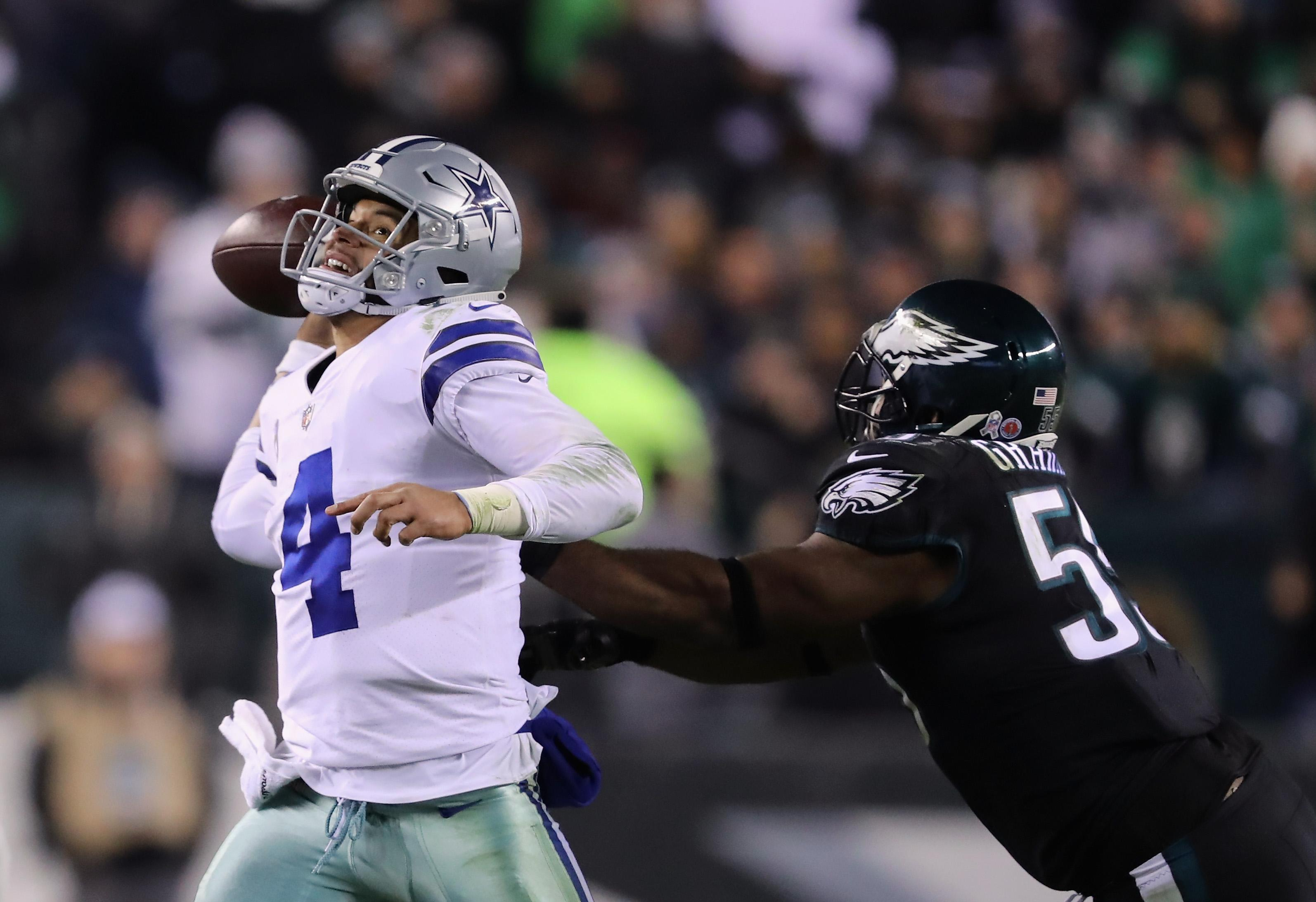 NFL Predictions 2019: Best Bets For Cowboys, Eagles, Giants