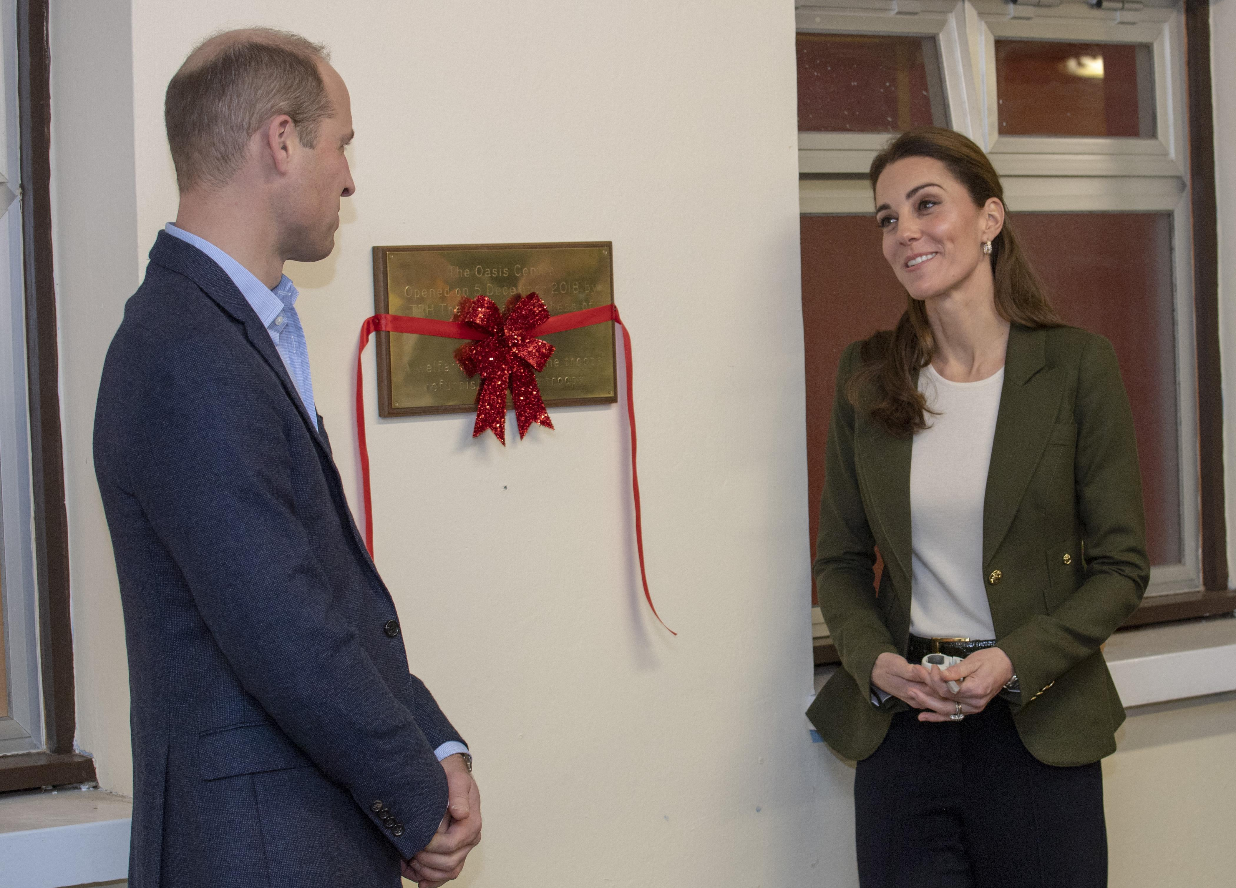 Prince William Kate Middleton Went To This 39 Terrifying 39 Place On Royal Tour