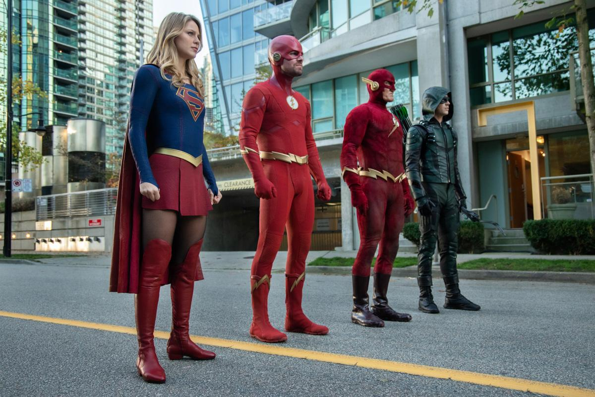 when and where to watch Elseworlds