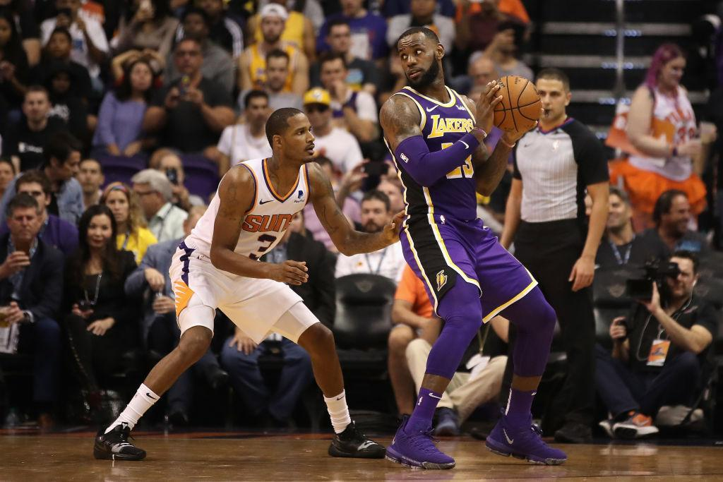 Trevor Ariza trade to Washington Wizards from Phoenix Suns