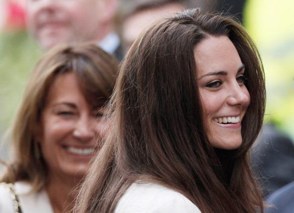Kate Middleton Was A 'Good-Natured Baby,' Mom Carole A 'Natural Mother'