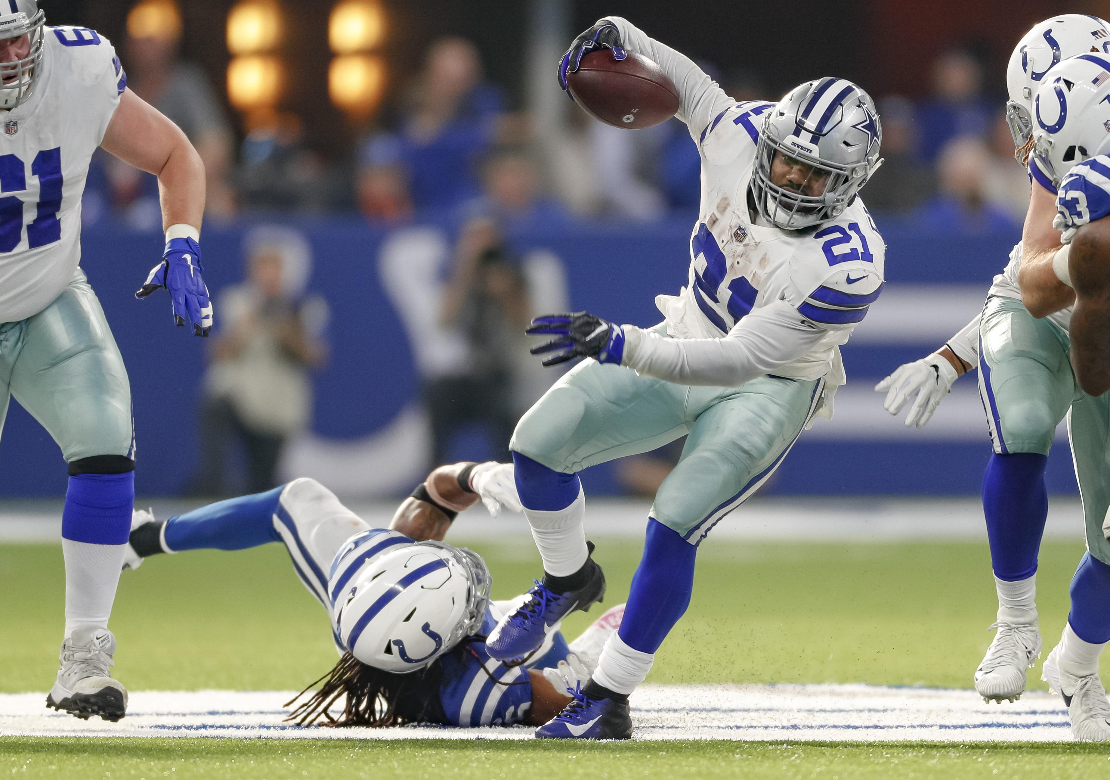 Dallas Cowboys, Seattle Seahawks, Indy Colts Among 2019 NFL