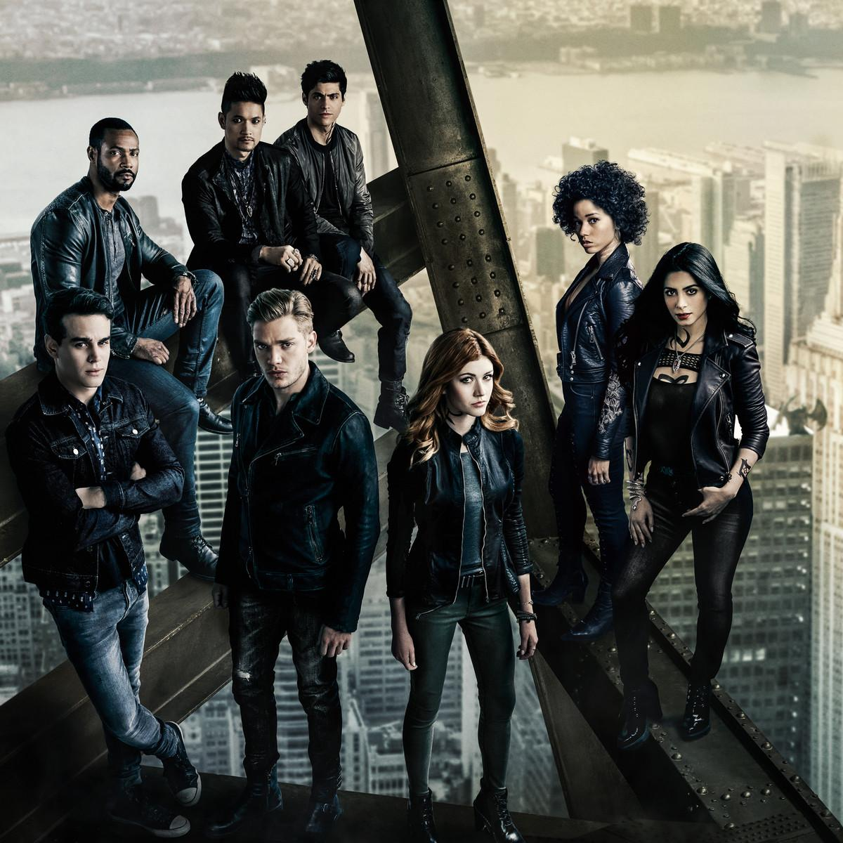 Lucifer Season 4 Release Date Netflix Nederland: 'Shadowhunters' Season 4 Renewal Campaign Mocked By