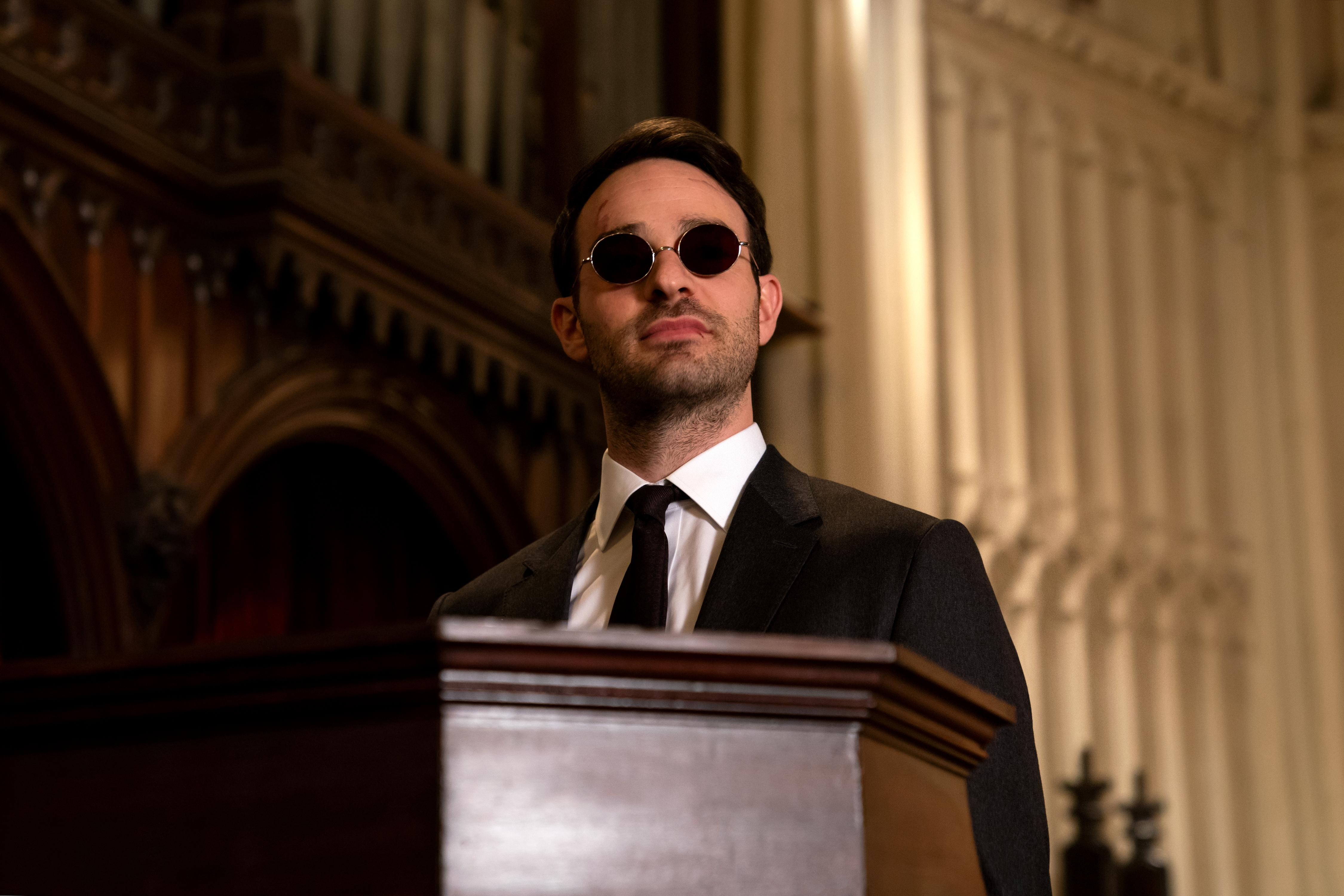 Daredevil actress: Blame Netflix for cancellation, not Marvel