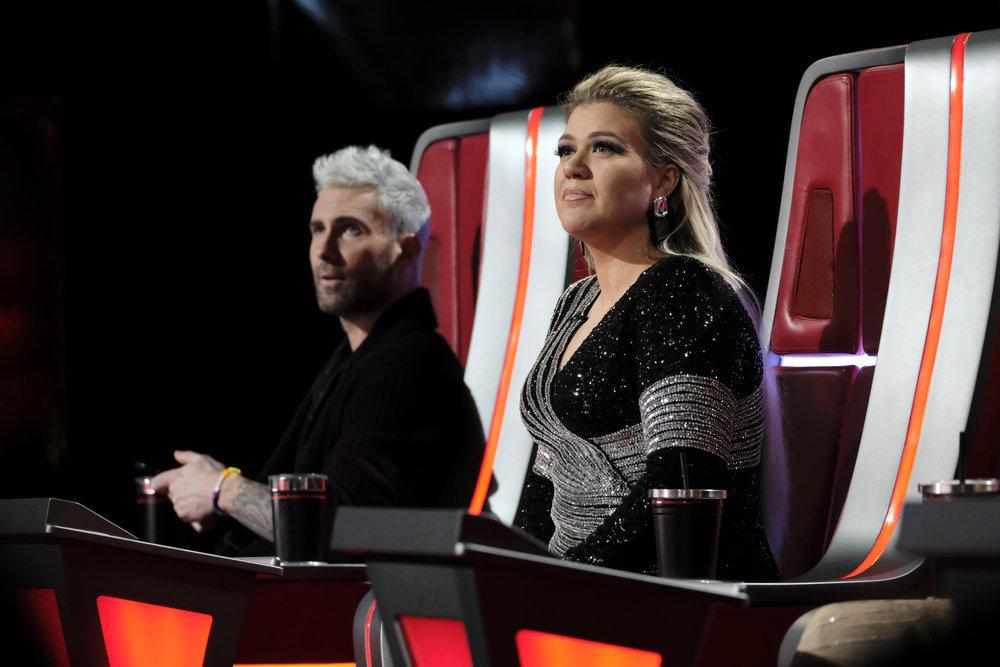 Kelly Clarkson becomes a 'momager' for The Voice victor Chevel Shepherd