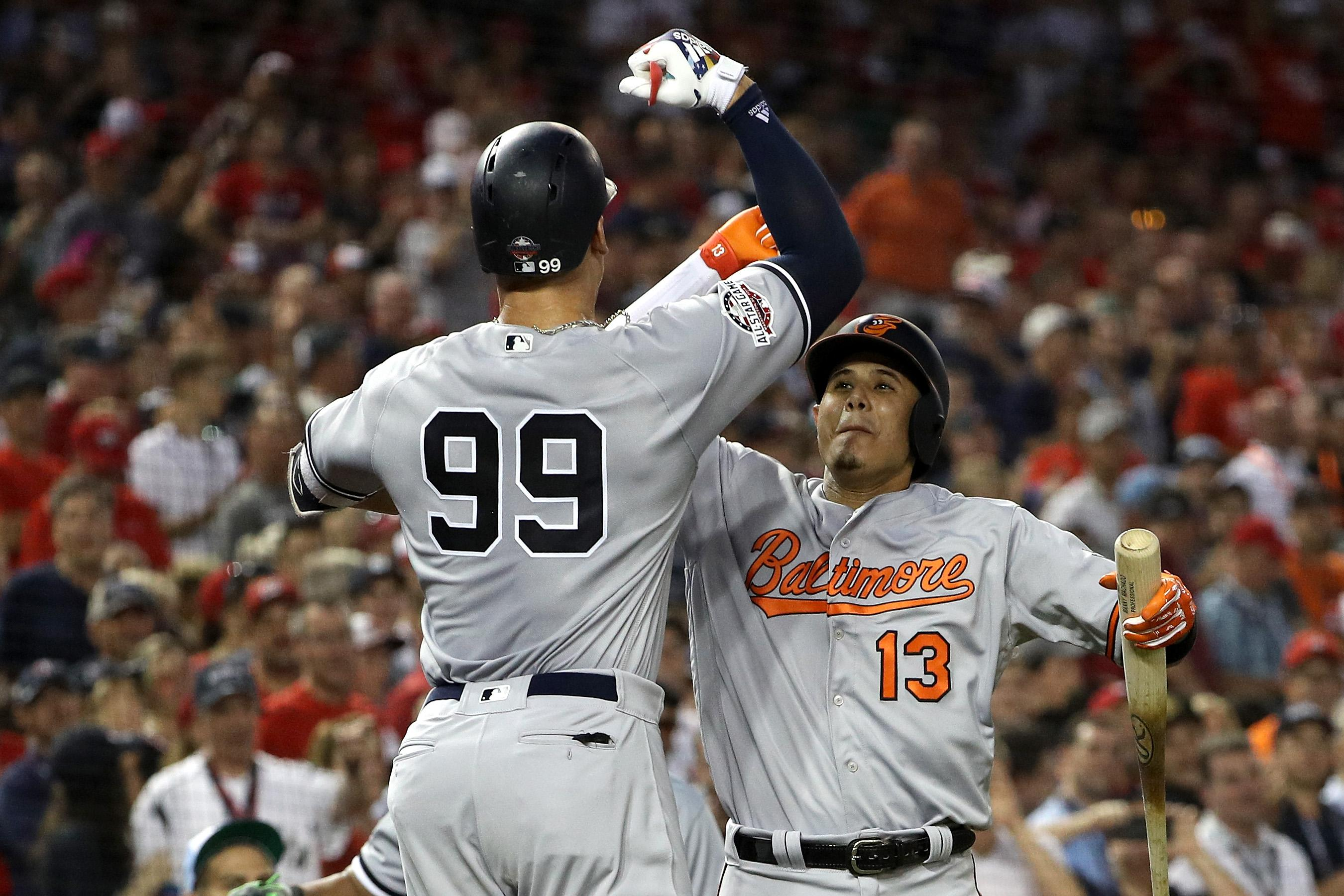 Yankees 'enamoured' with Machado