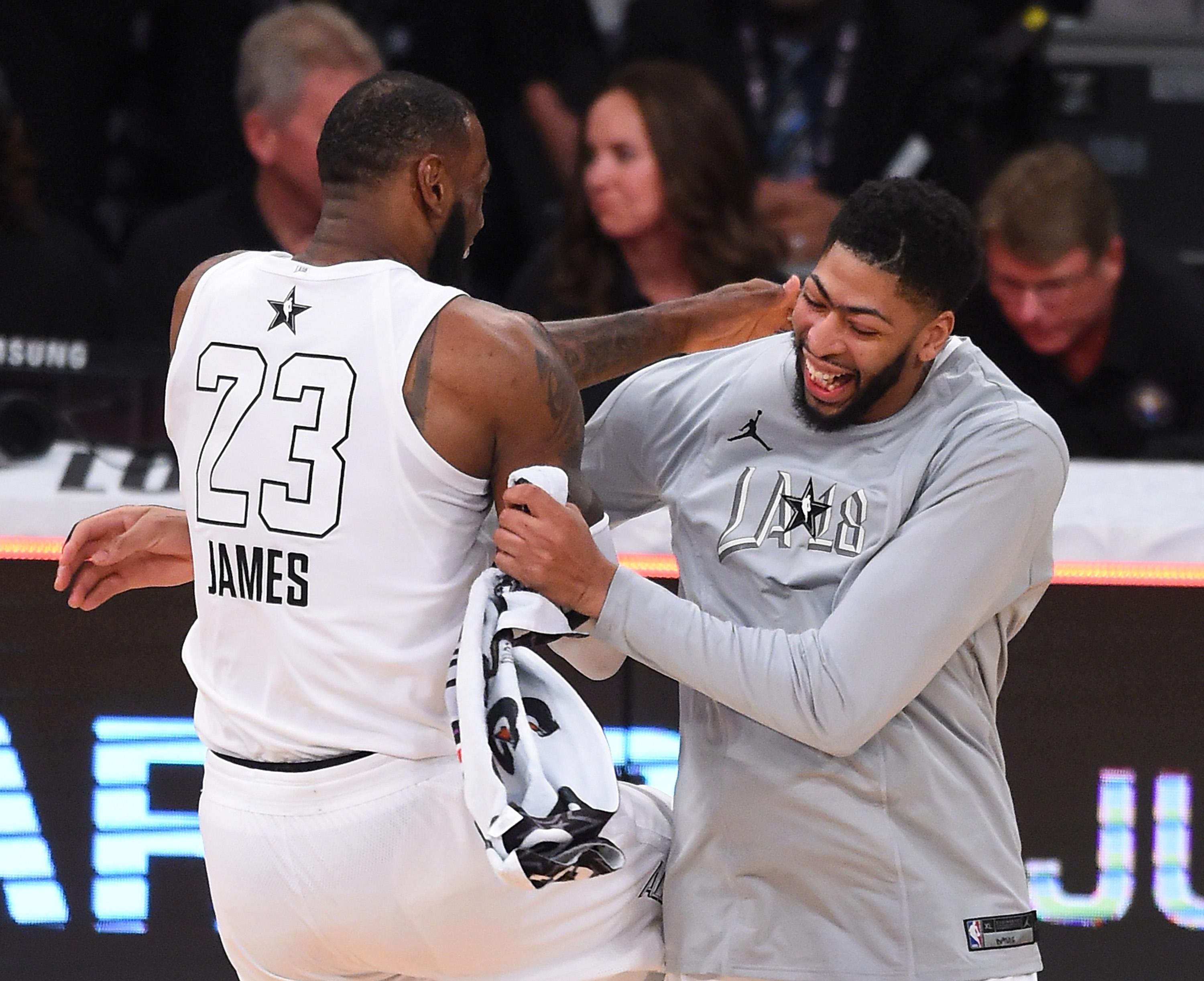 Anthony Davis drops HUGE hint over future amid LeBron, Lakers rumours