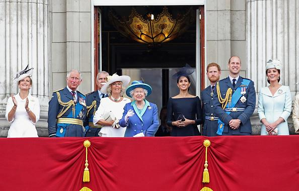Royal Family attends Christmas church service at Sandringham