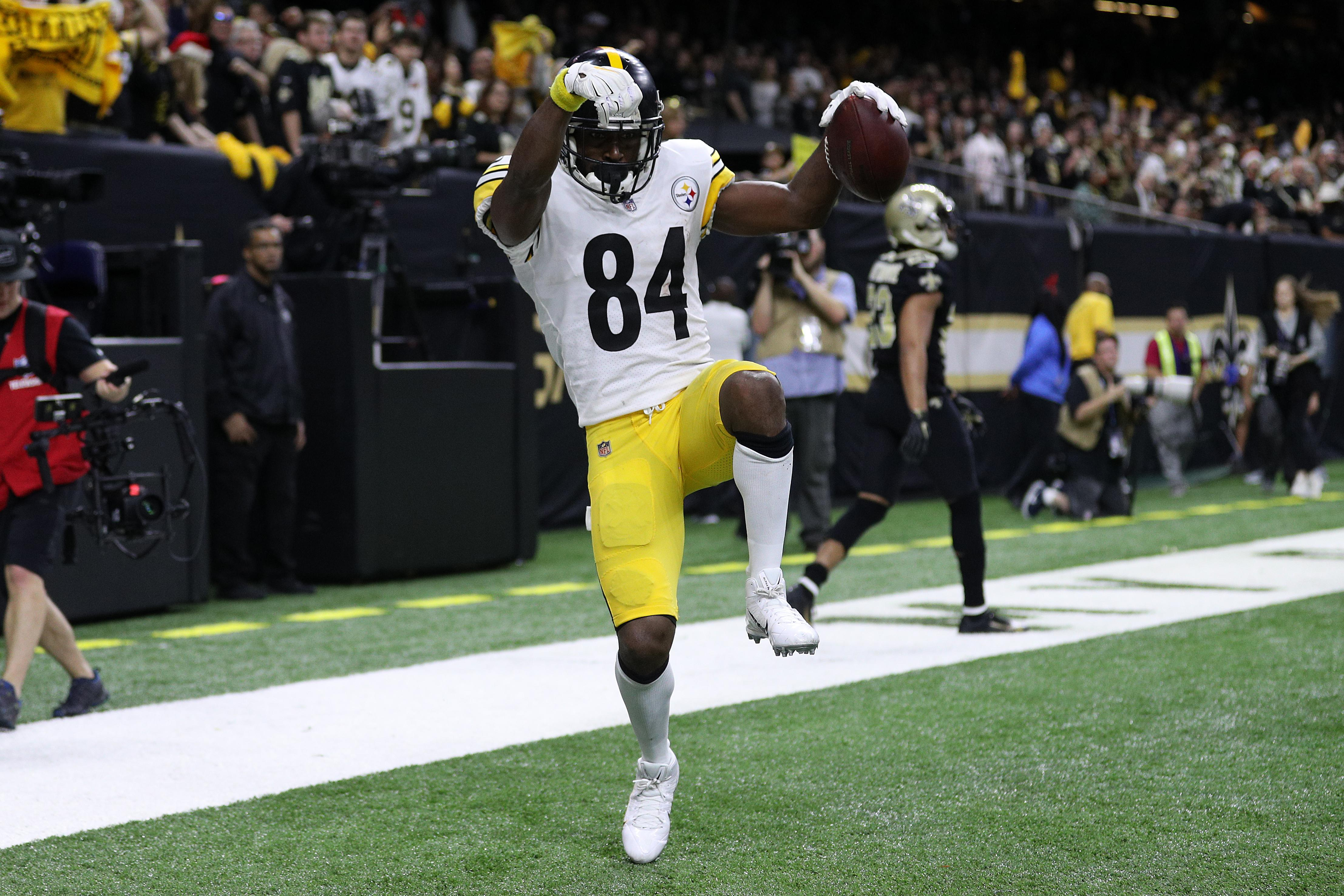Antonio Brown Rumors: Steelers WR Requests Trade; 49ers Early Favorites?