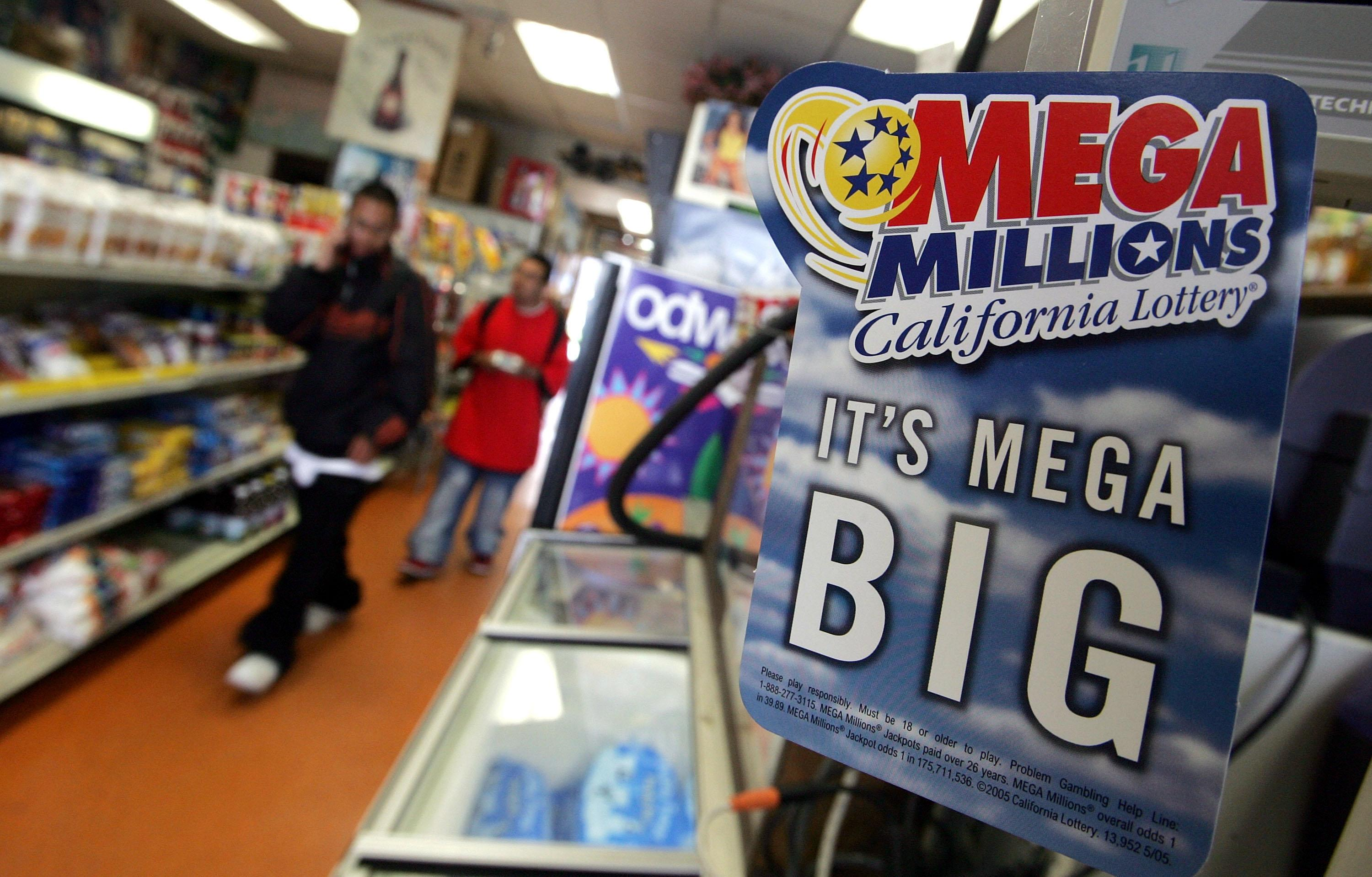 Mega Millions jackpot rises to $415 million