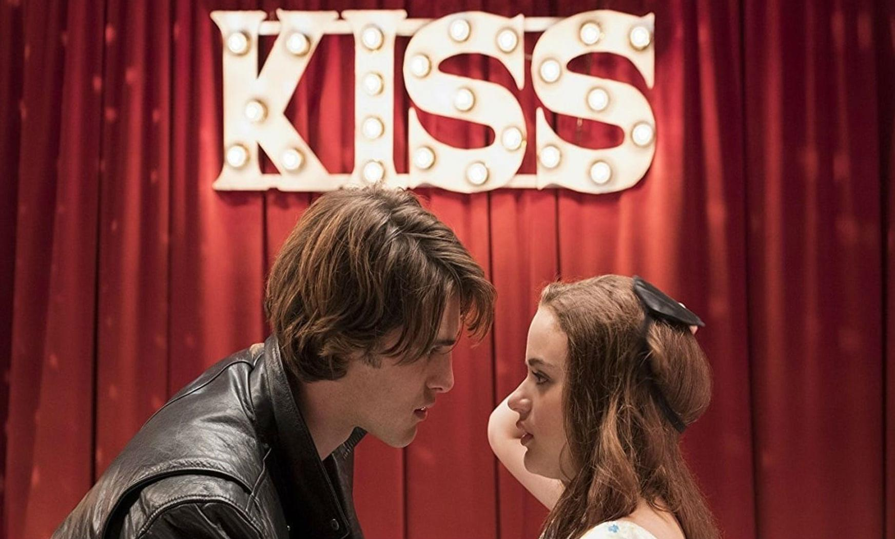 kissing booth sequel interview