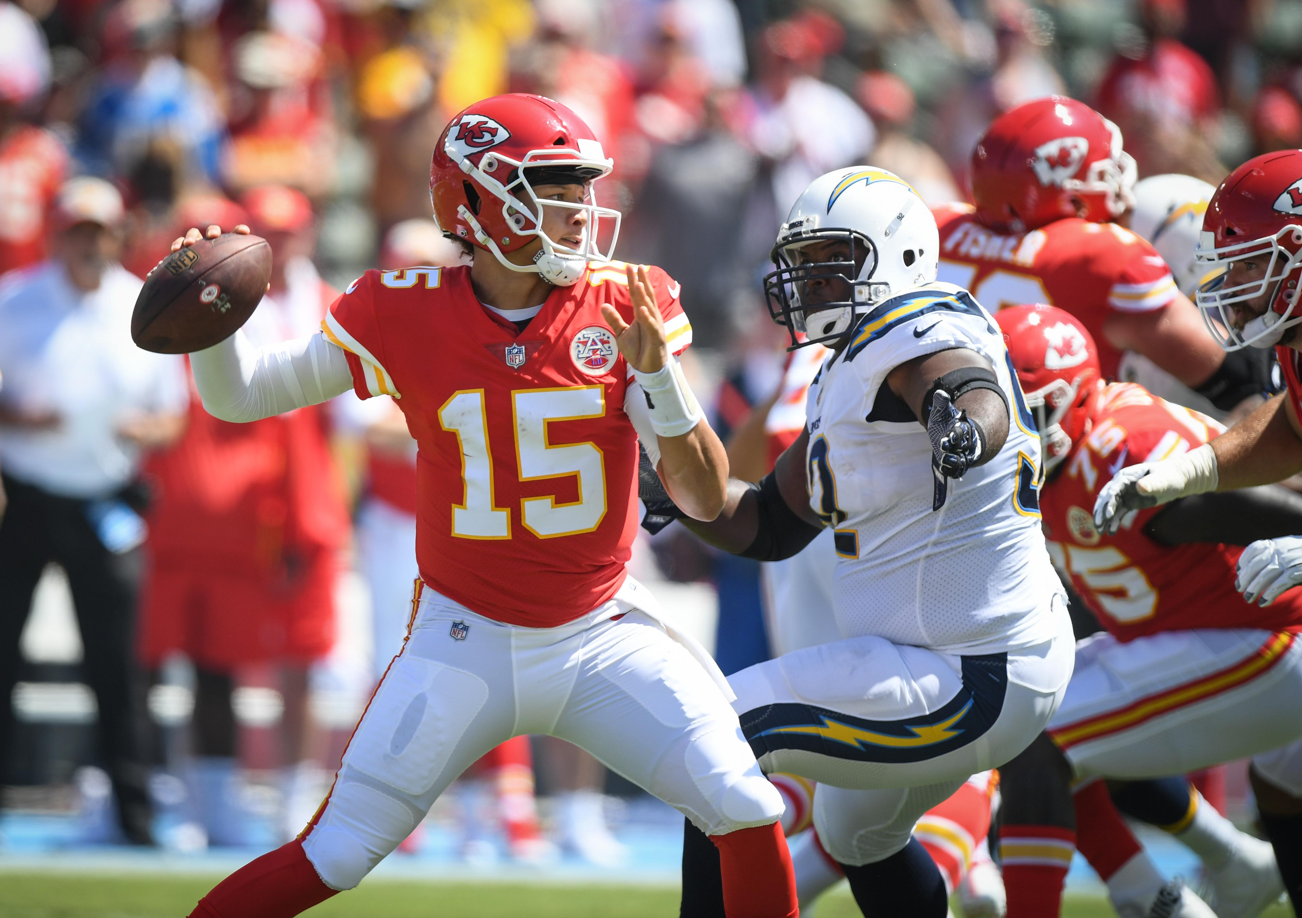 Kansas City Chiefs Vs La Chargers 2019 Prediction Against
