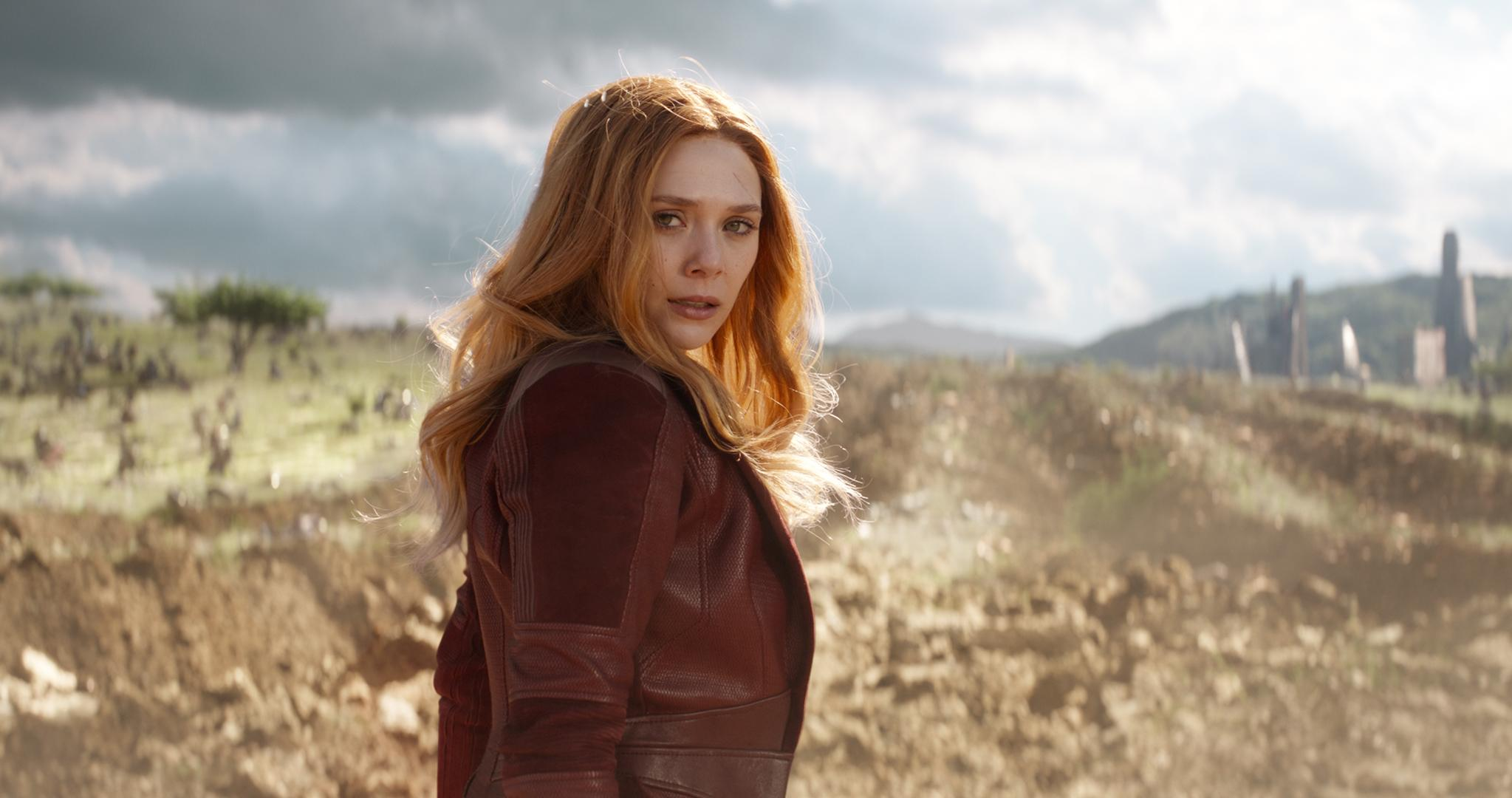 Scarlet Witch tv show