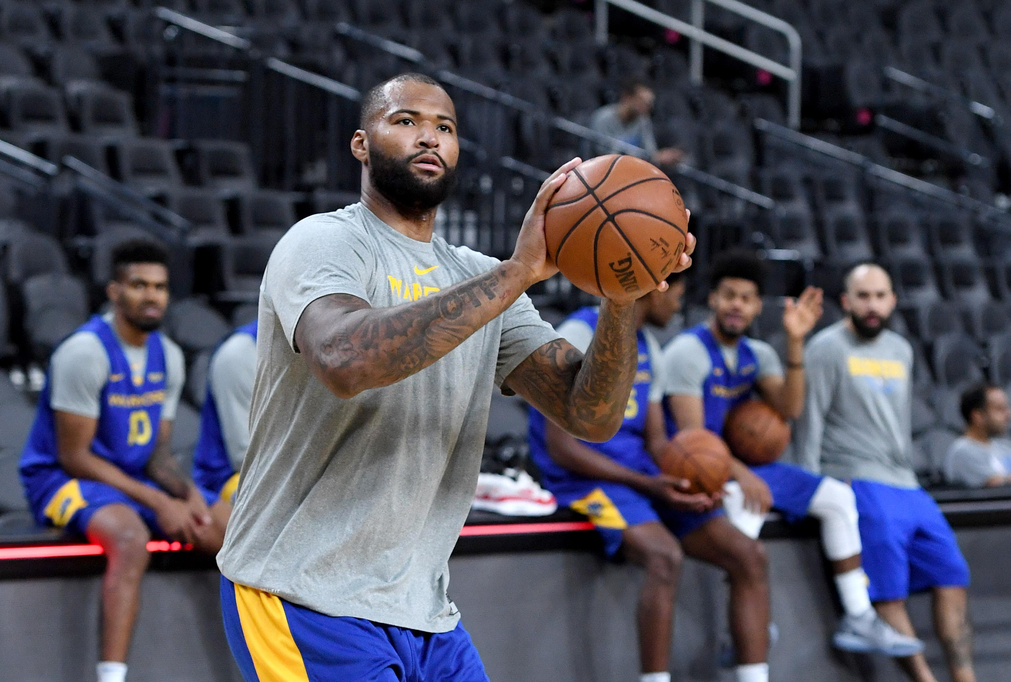 Golden State Warriors: What should we expect from DeMarcus Cousins?