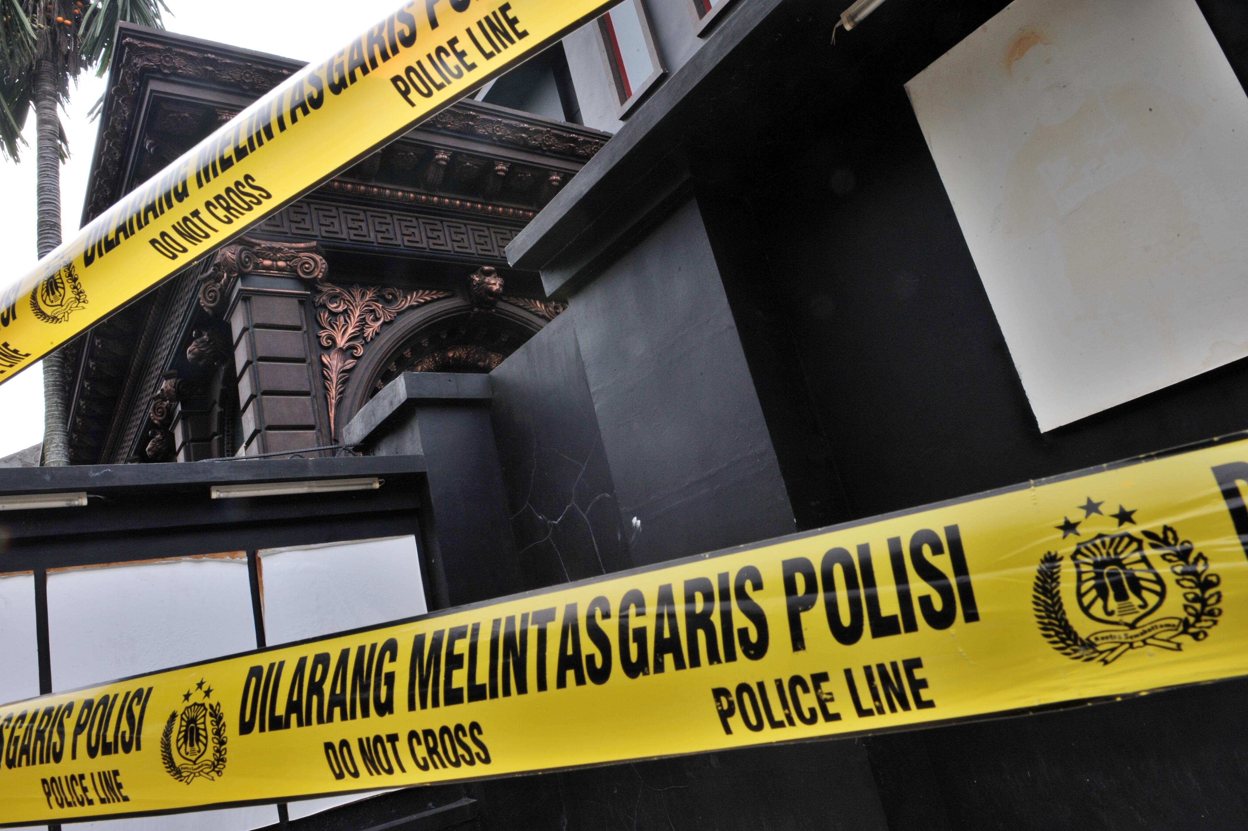 indonesia crime