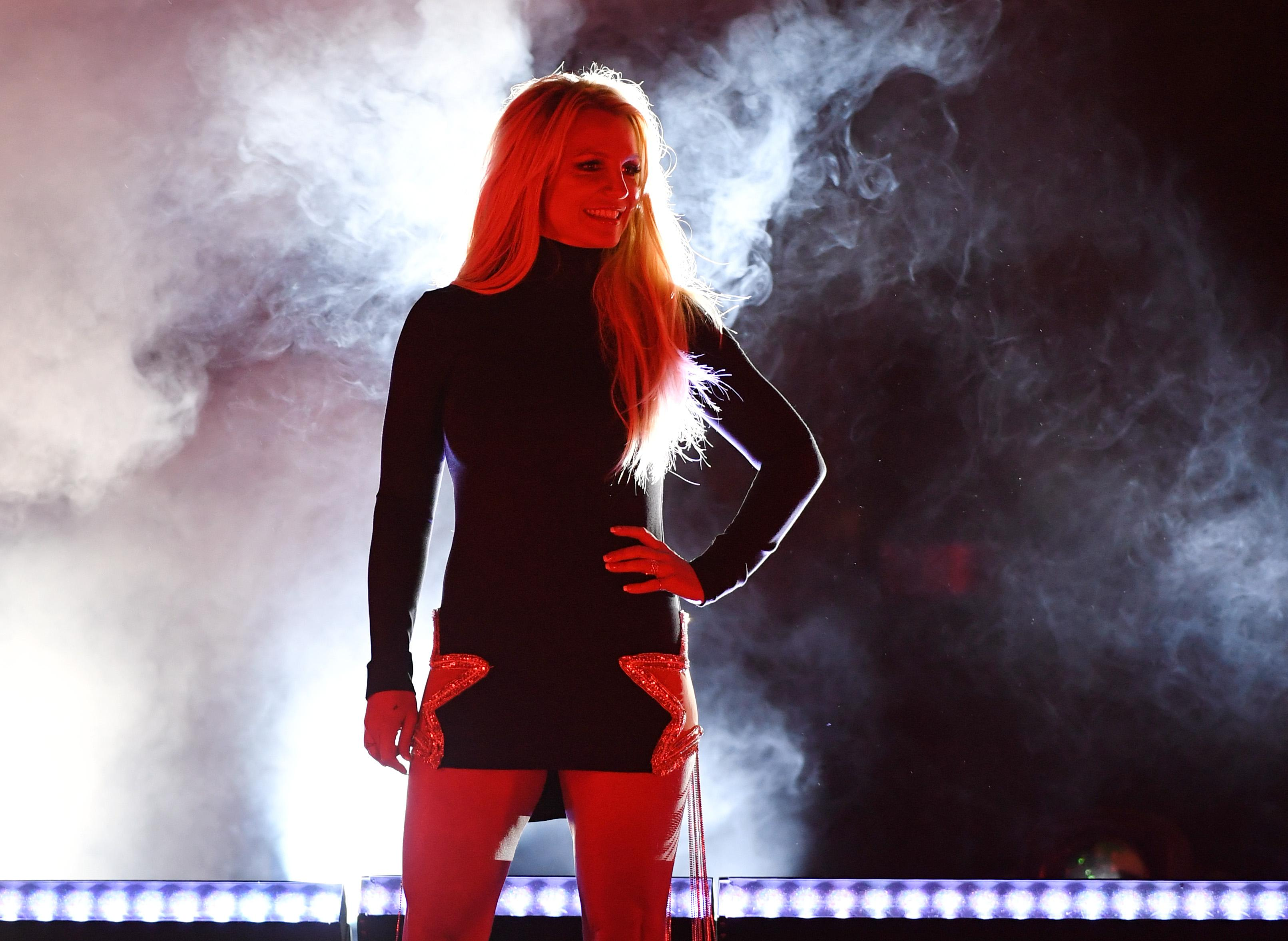 Britney Spears Shares Throwback Photo On Instagram To ...