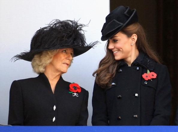 Camilla Parker-Bowles A 'Lazy Woman' Like Kate Middleton, Avoids Work, Source Claims