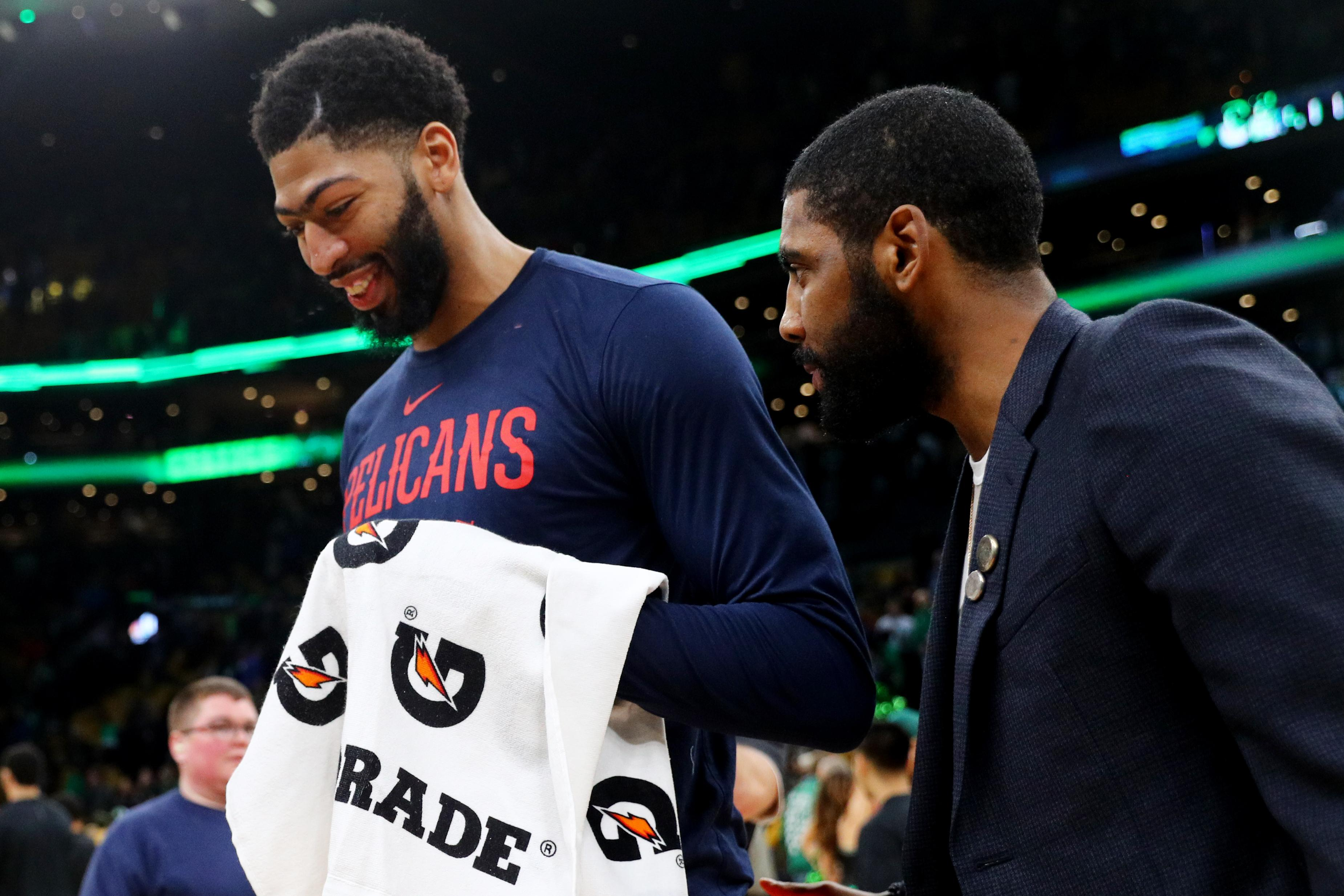 Anthony Davis Doesn't View Celtics As Long-Term Destination