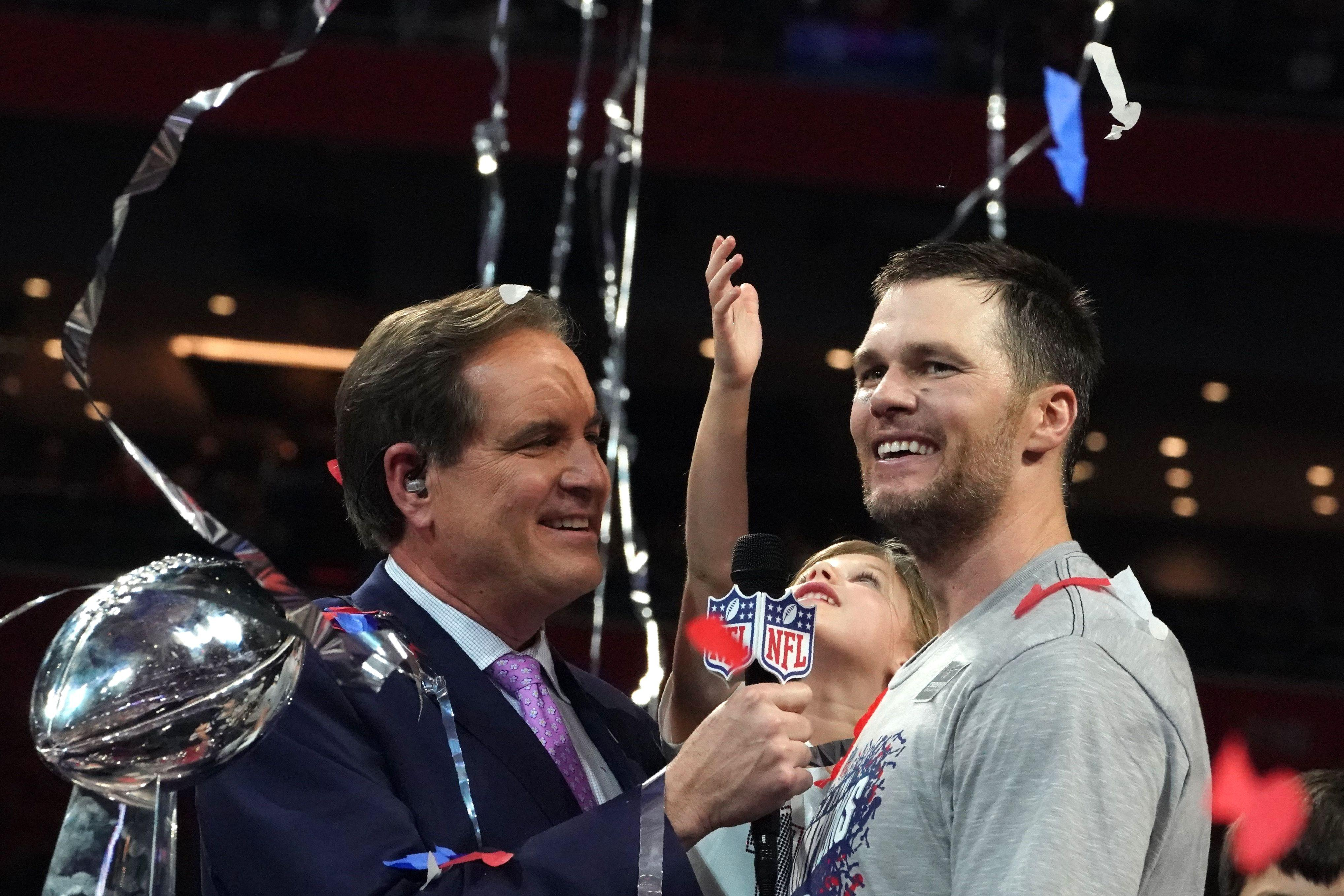 Tom Brady, Bill Belichick Have 'Not Particularly Productive' Call