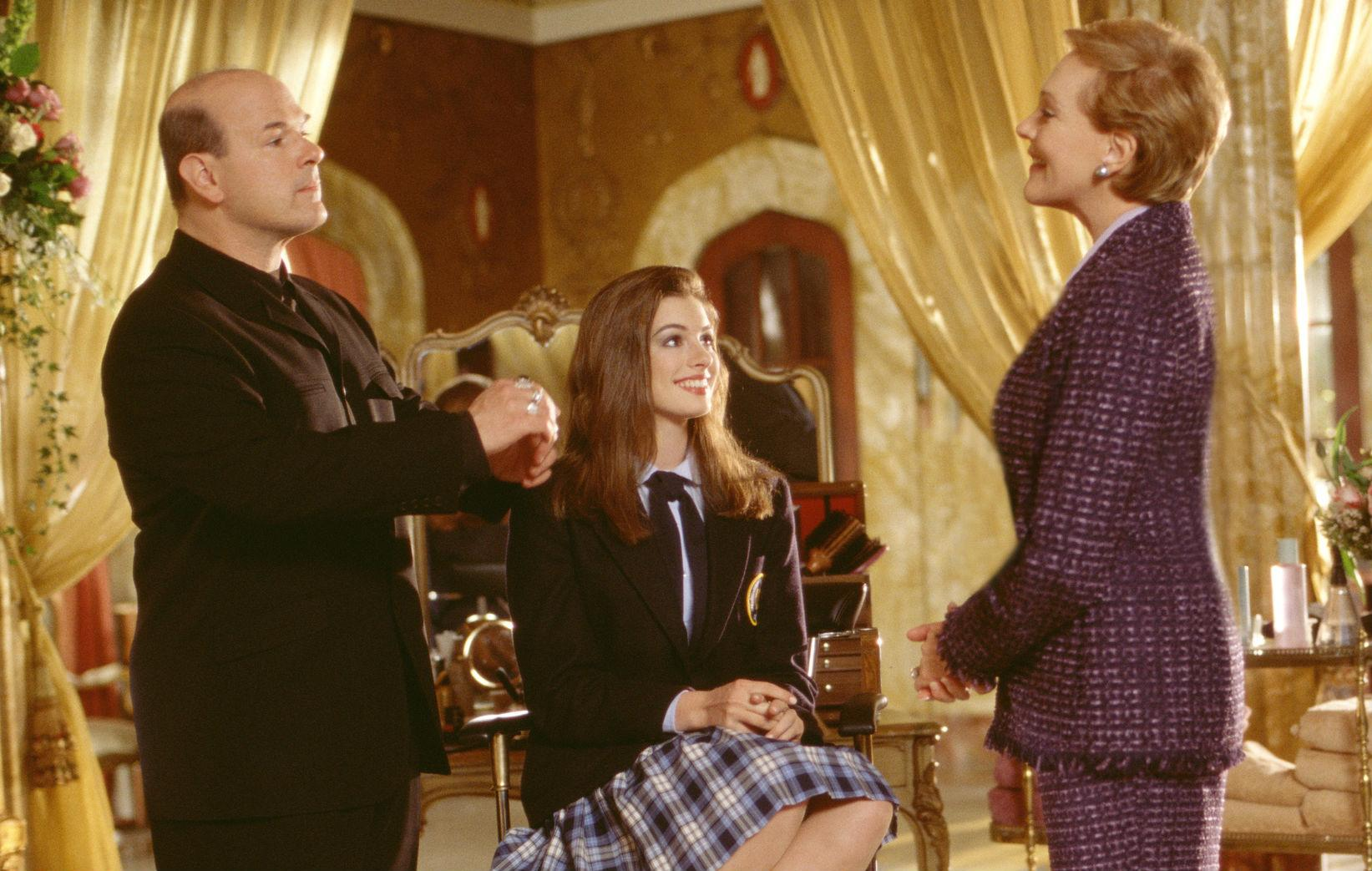 Welp, Julie Andrews Hasn't Been Contacted About 'The Princess Diaries 3'