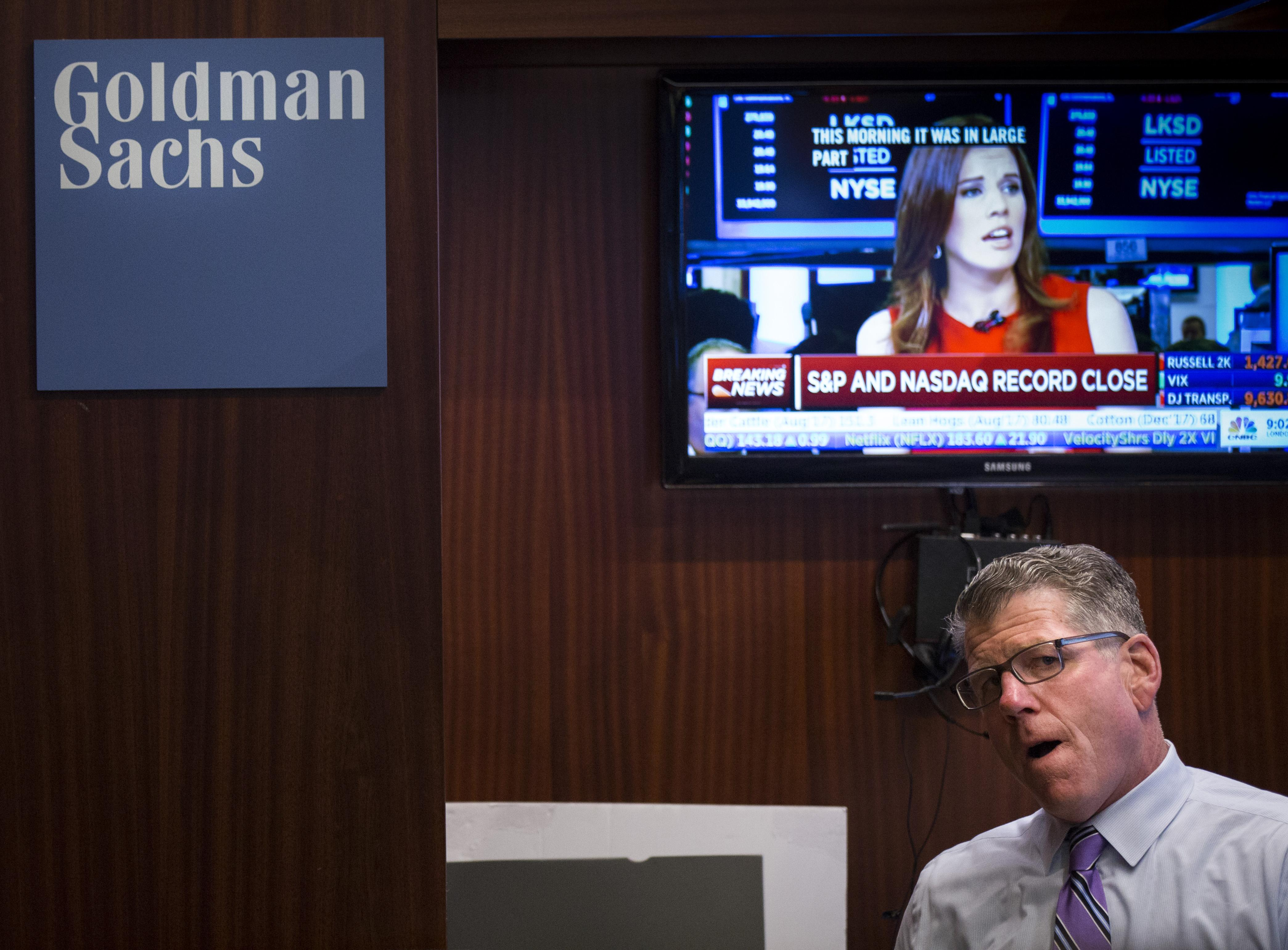 GettyImages-Goldman Sachs