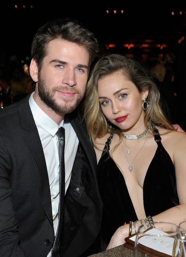Liam Hemsworth and Miley Cyrus Are Not Engaged Says Liam Hemsworth