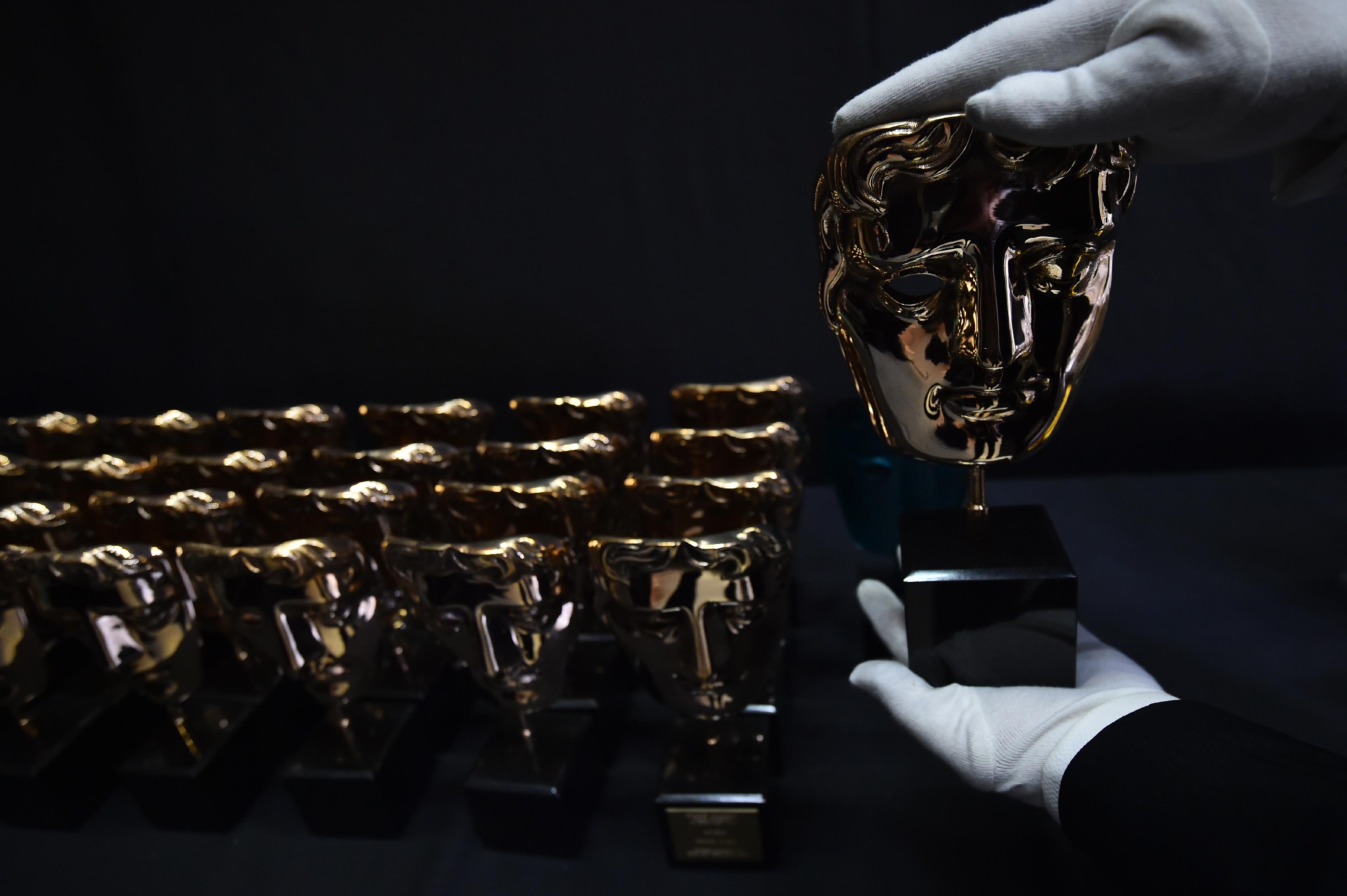 BAFTAs on US TV