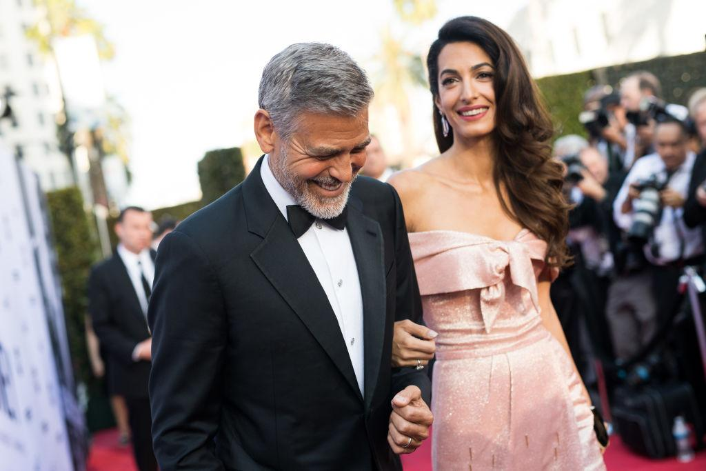 Yikes! George Clooney Reveals Awkward, Painful Moment During Proposal to Amal