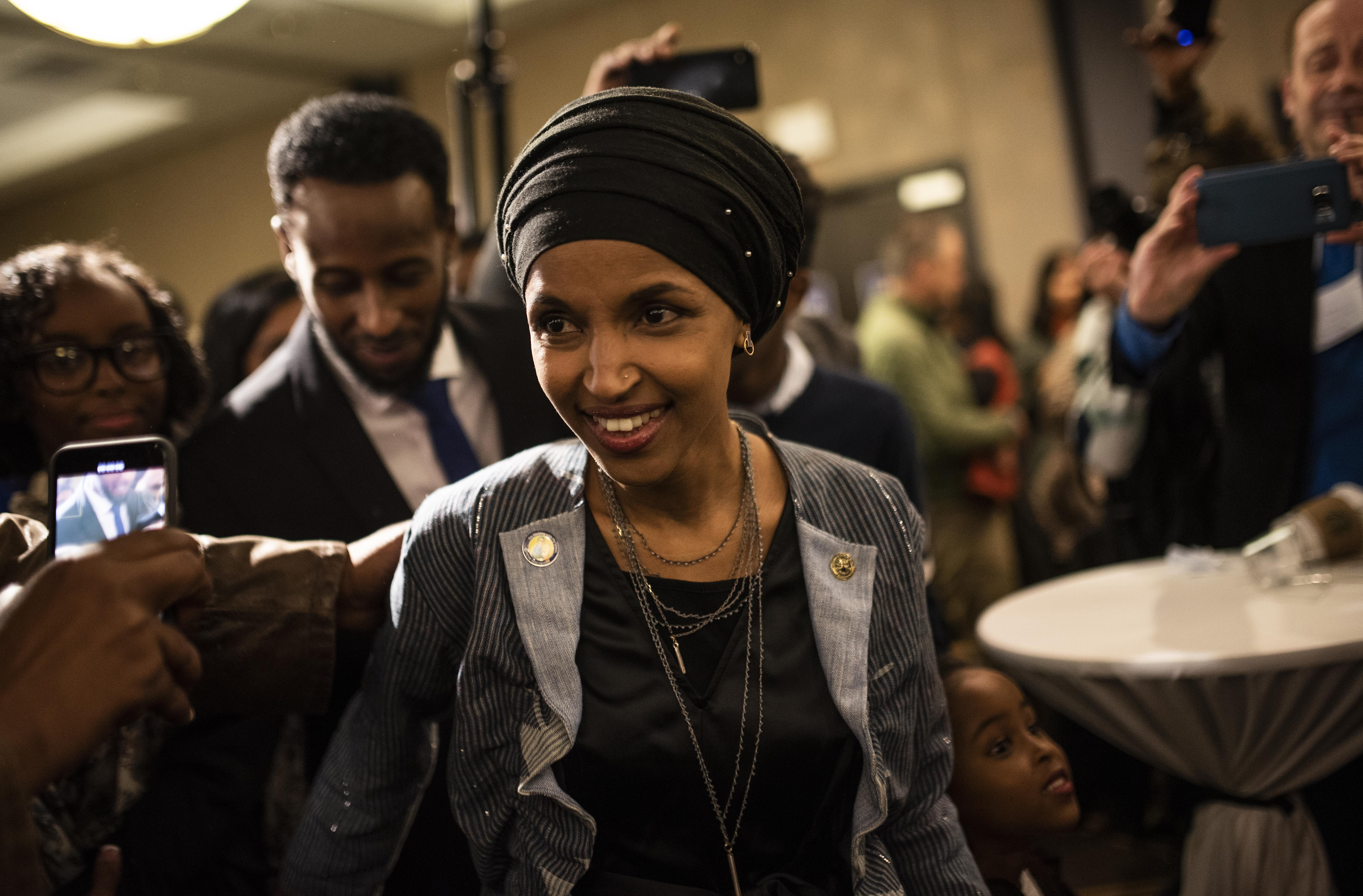 Who Is Ilhan Omar? Minnesota Congresswoman Draws Criticism ...