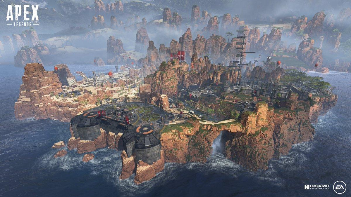 apex legends kings canyon map