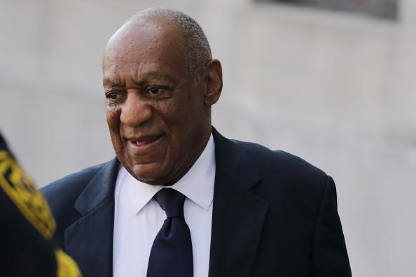 Cosby calls himself a 'political prisoner' like Gandhi or MLK Jr