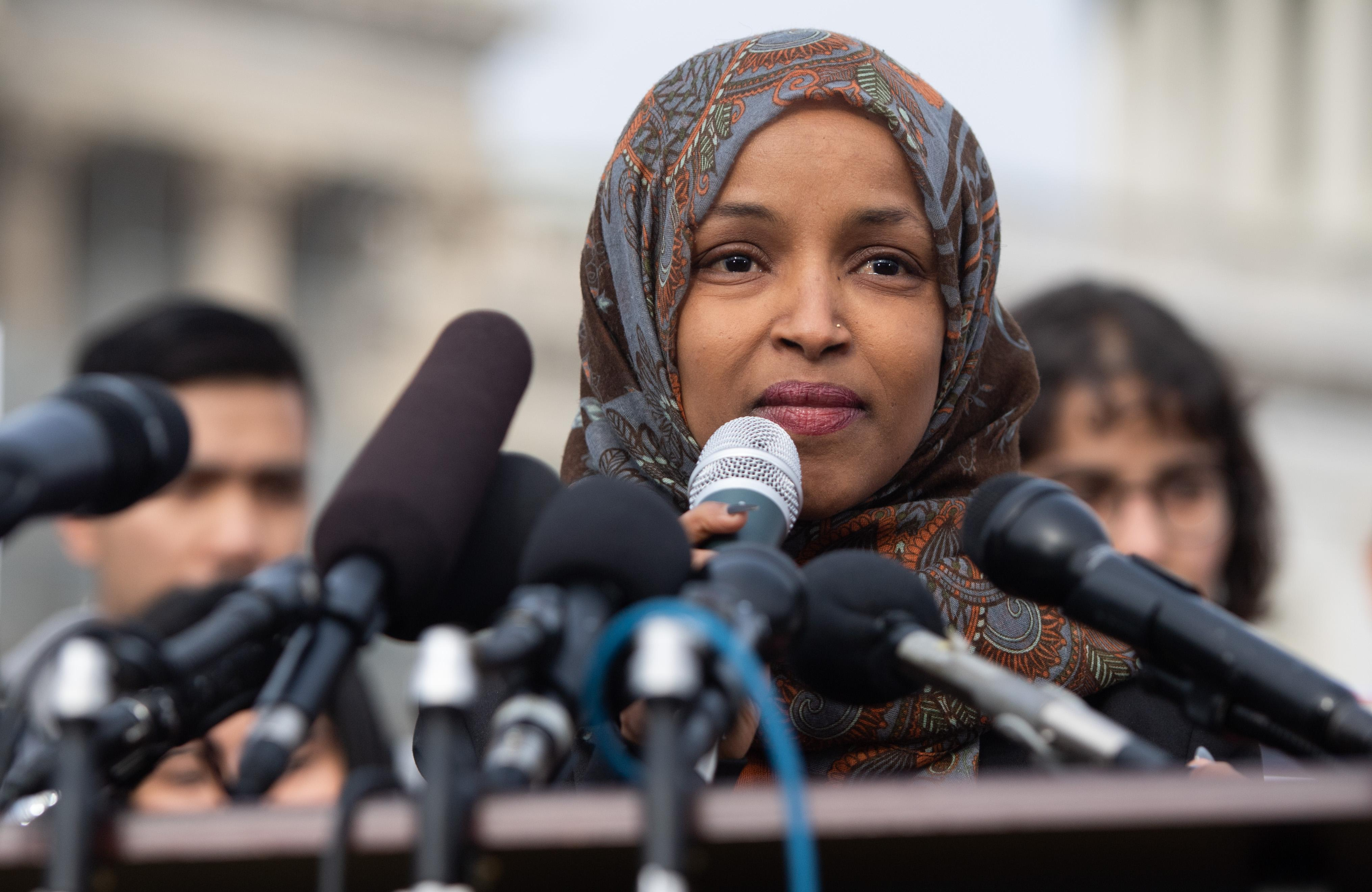 Pelosi, AOC, Omar, Tlaib And Pressley Respond To Trump's ...