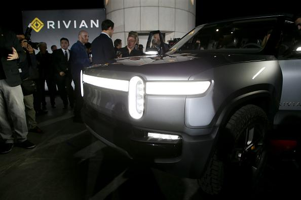 Rivian Investment