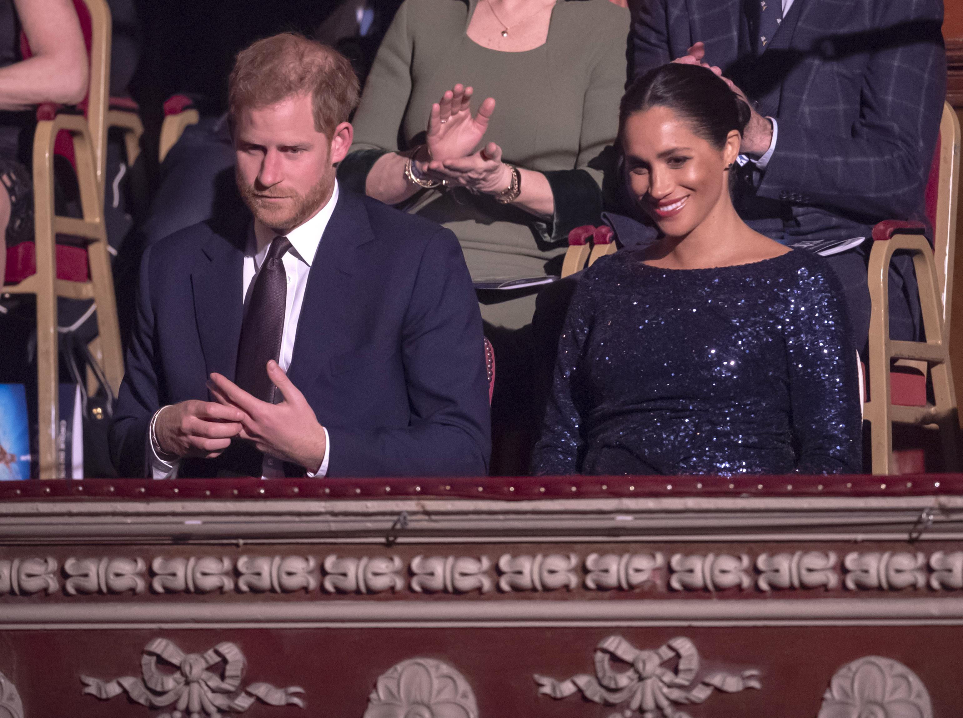 Prince Harry and Meghan Markle moving out