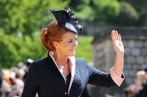 Palace Was 'Horrified' When Sarah Ferguson Did This While Prince Andrew's Away