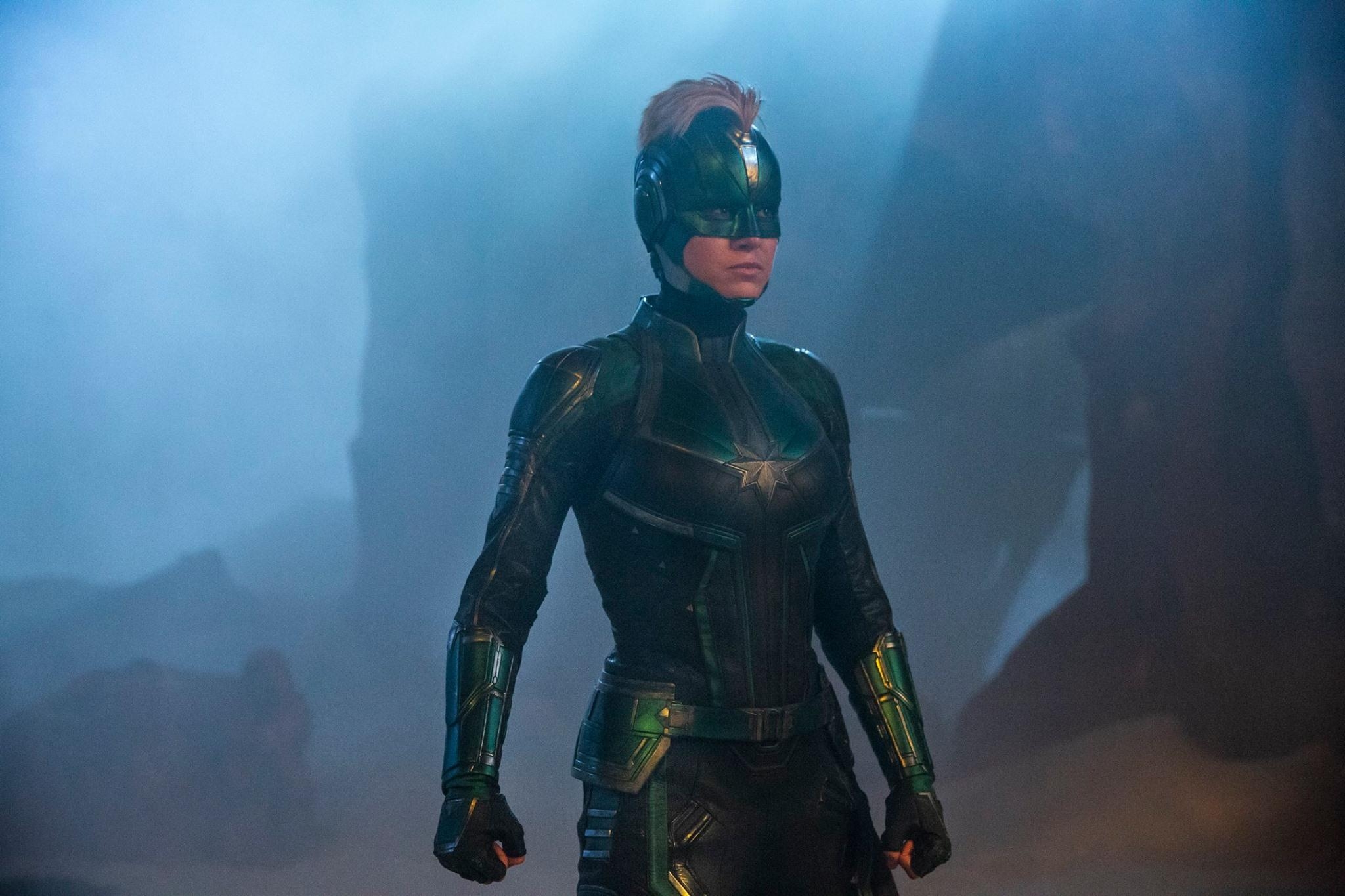 captain marvel' movie reviews: see early reactions to brie