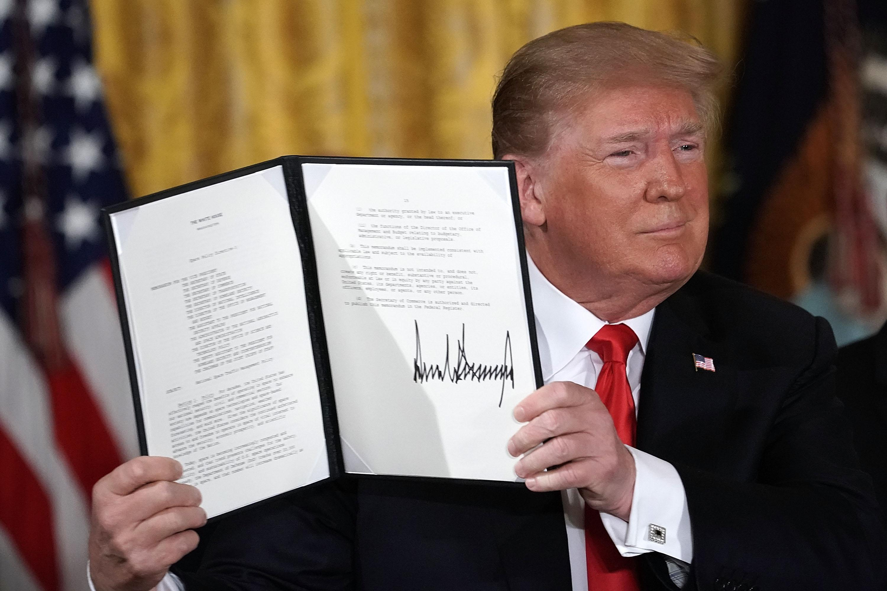 GettyImages-Trump Space Force
