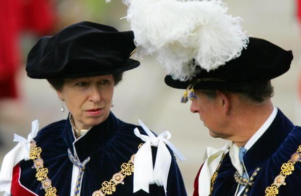 Prince Charles, Princess Anne Rumored To Be Feuding For These Reasons