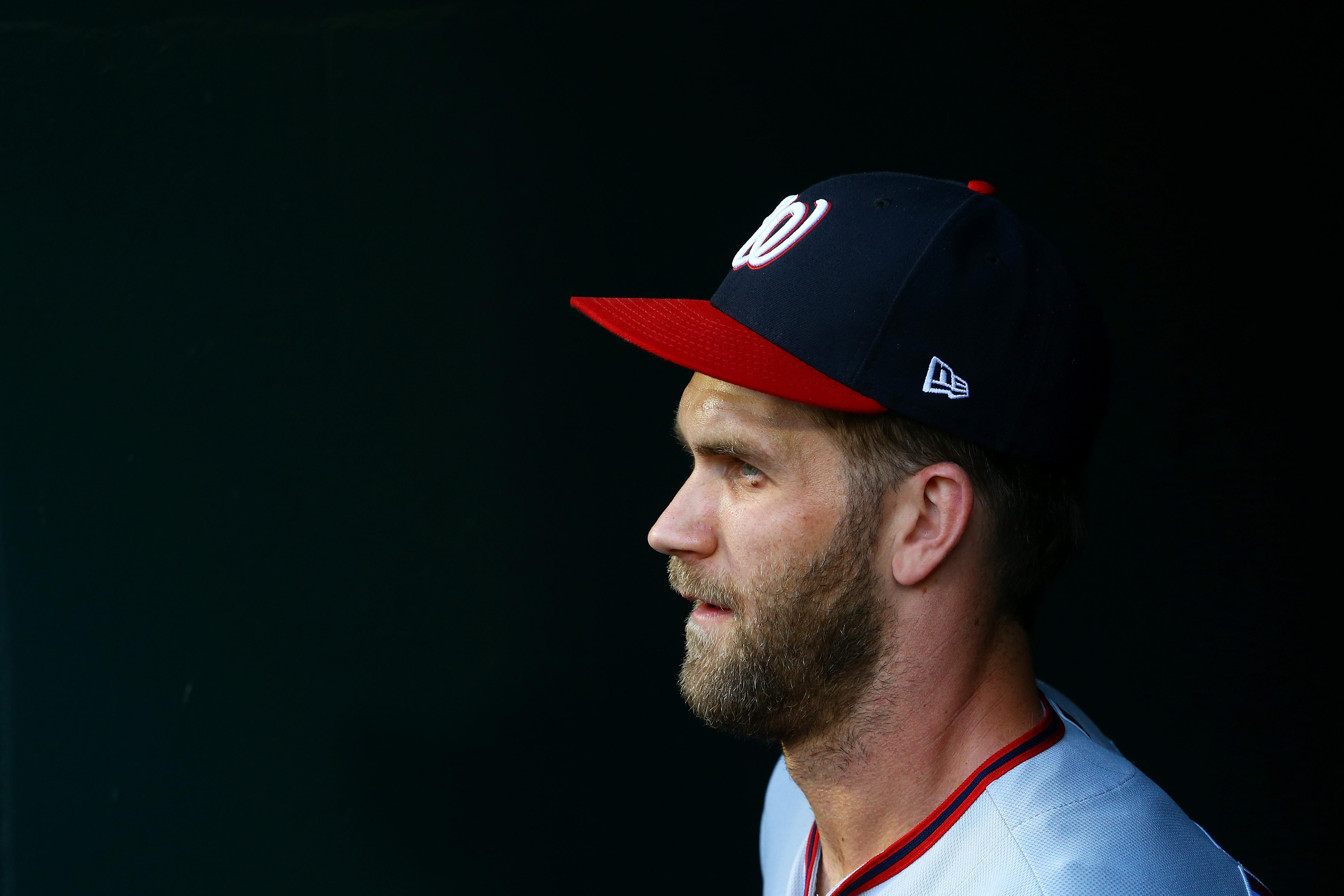 The Giants and The Dodgers Are Officially Fighting Over Bryce Harper