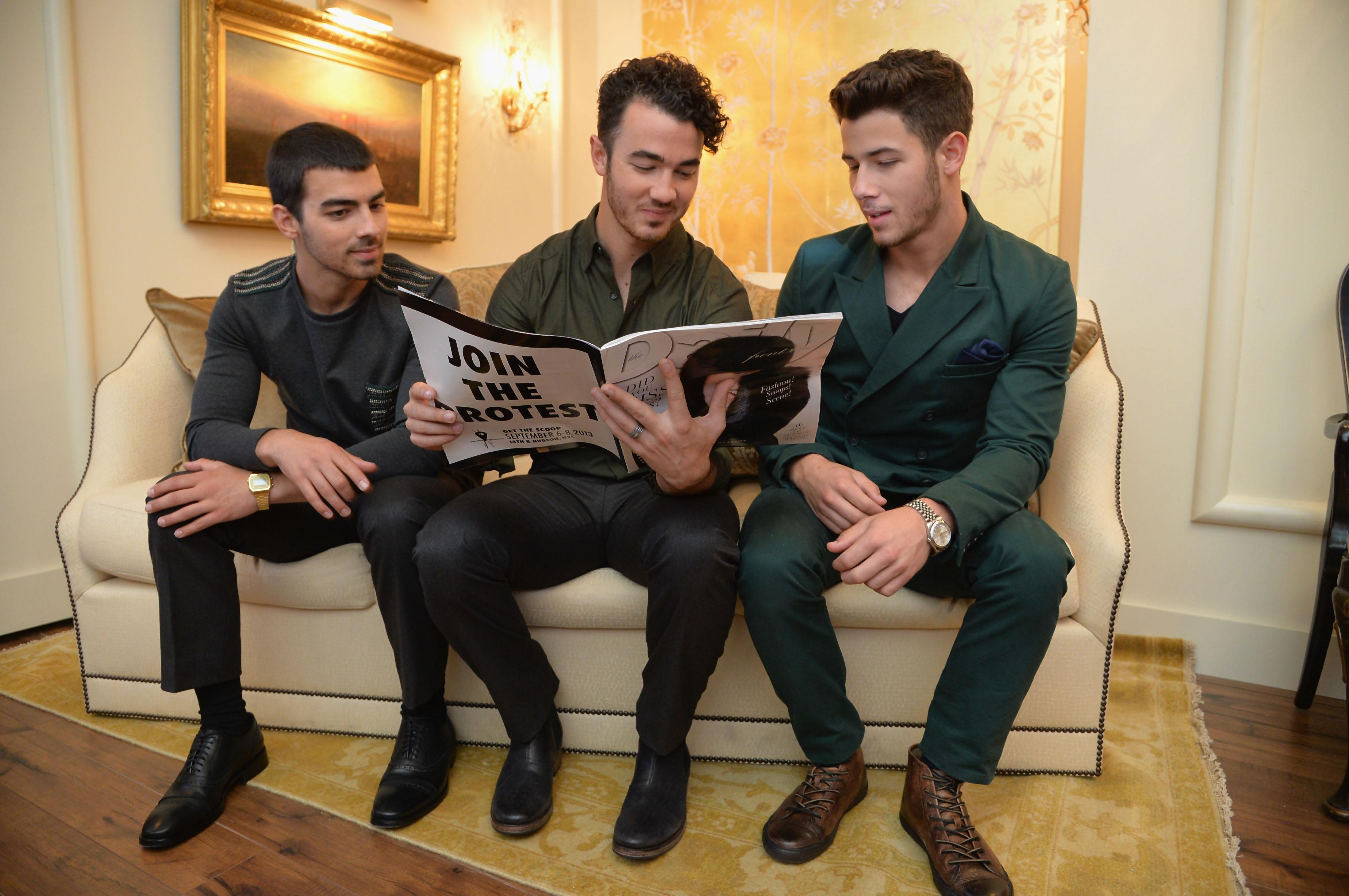Jonas Brothers announce comeback after five years
