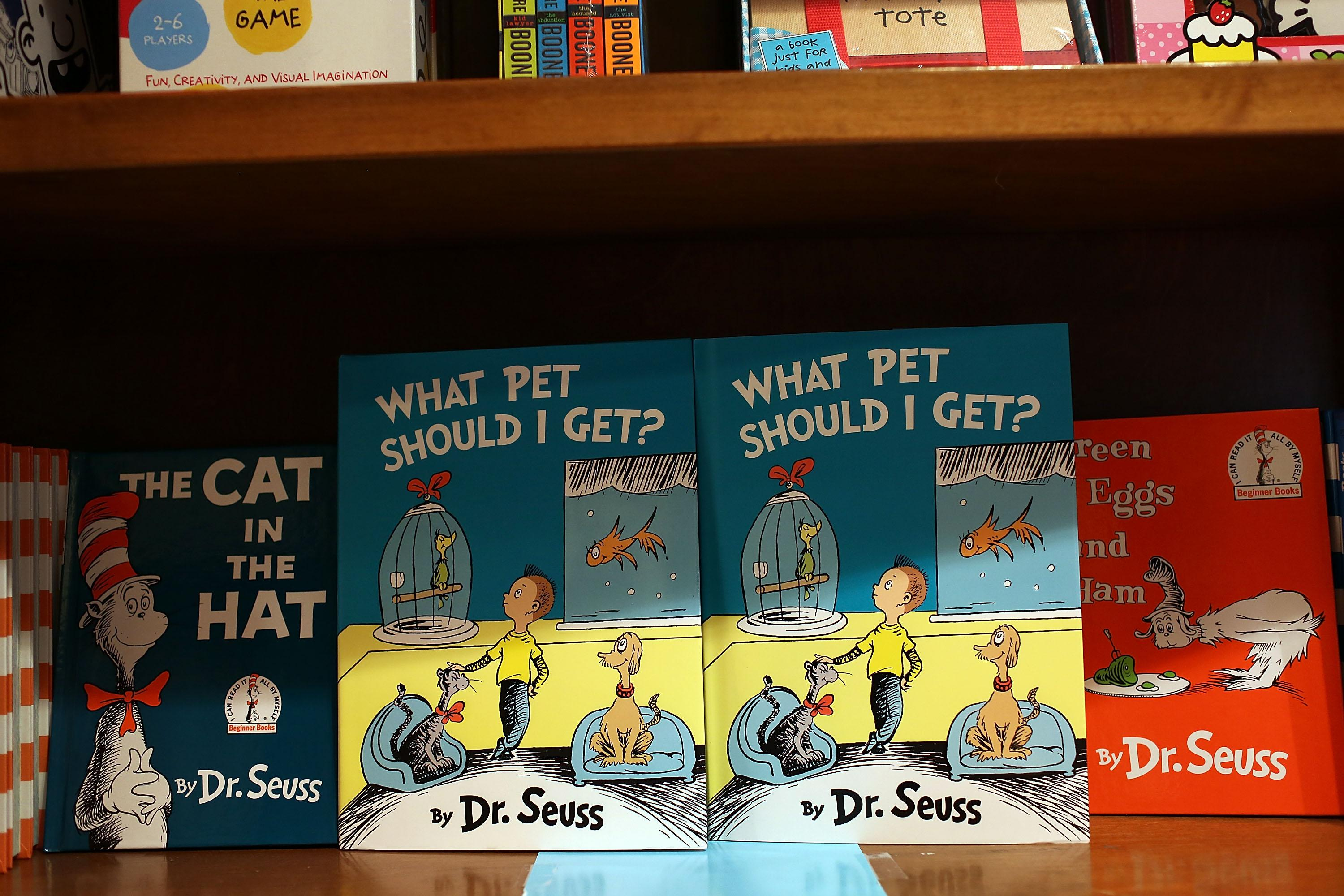 Seuss Book Is Coming Out This Year, Here's What We Know