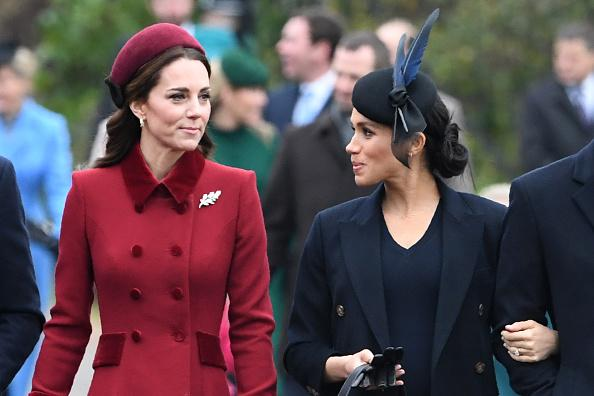 Meghan Markle Has This Factor In Her Pregnancy That Kate Middleton Lacks