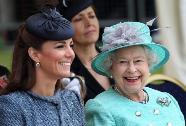Kate Middleton's Secret Meetings With The Queen Revealed