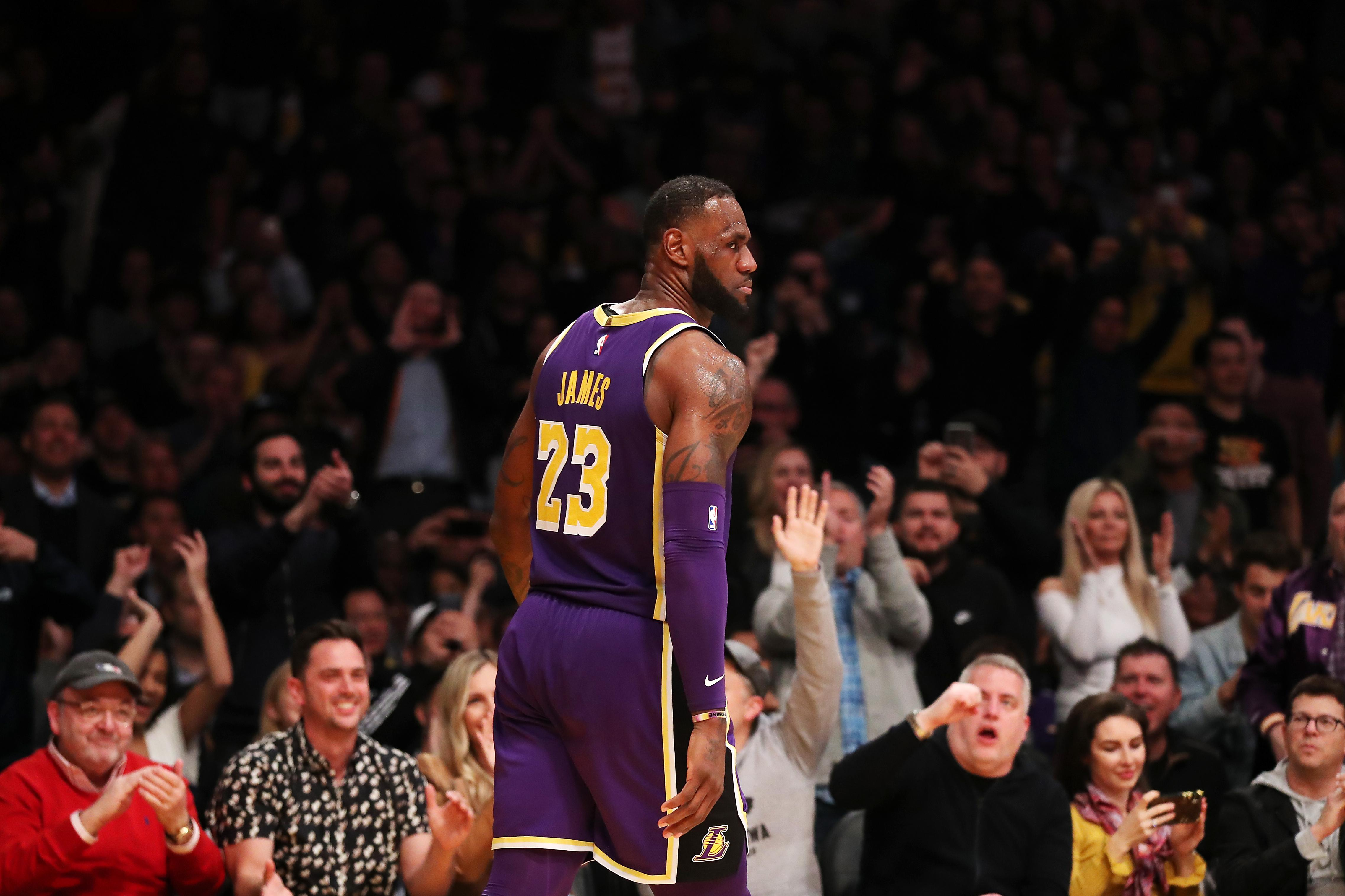 Nba 2019 Preview Odds And Prediction Los Angeles Lakers
