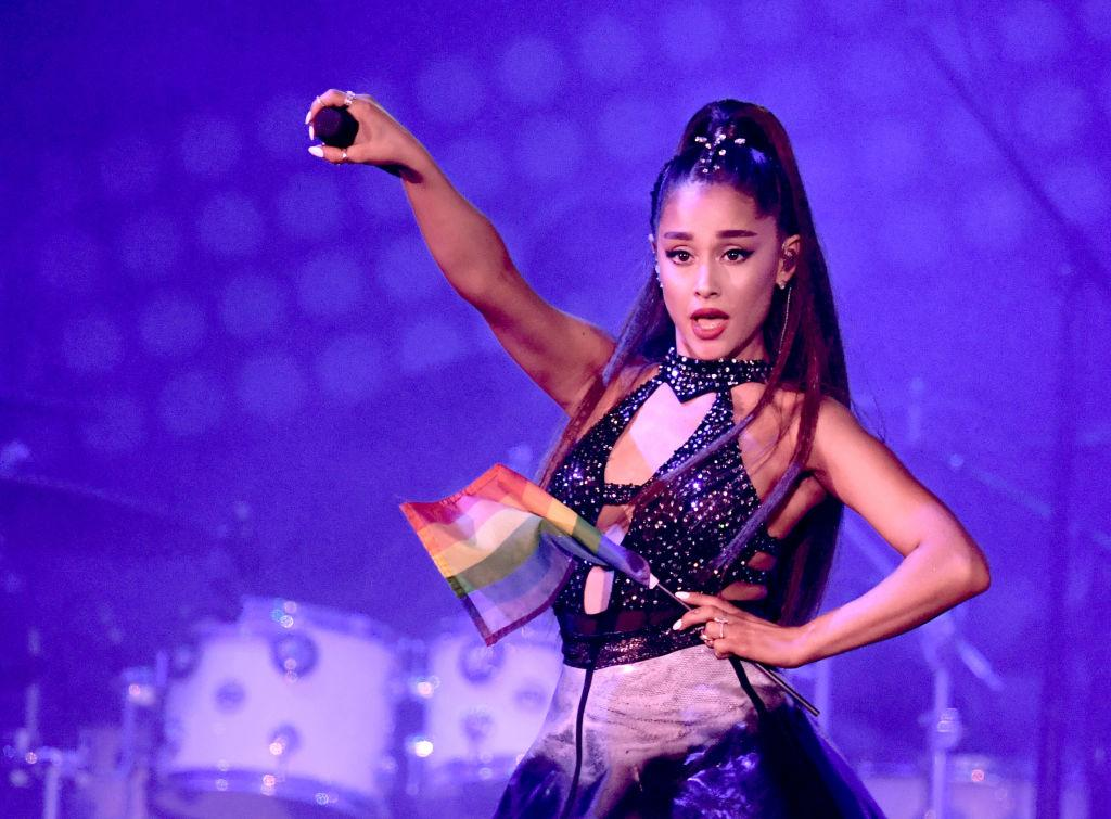 Ariana Grande to launch new drink and playlists with Starbucks