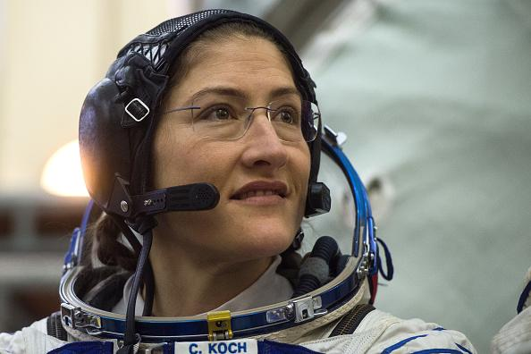 NASA Schedules Its First All-Female Spacewalk