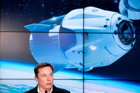 Elon Musk Recently Launched Crew Dragon Succesfully