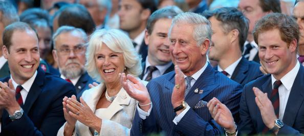 Camilla Parker-Bowles 'Never Tried To Be Mommy' To Princes William, Harry