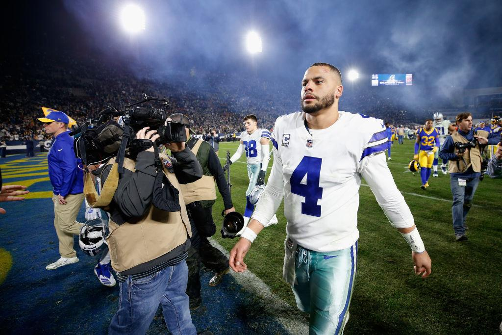 Dak Prescott discusses importance of mental health