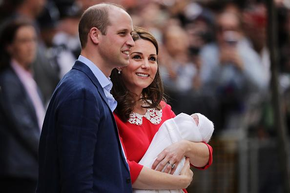 Catherine gives rare update on Prince Louis on special day out